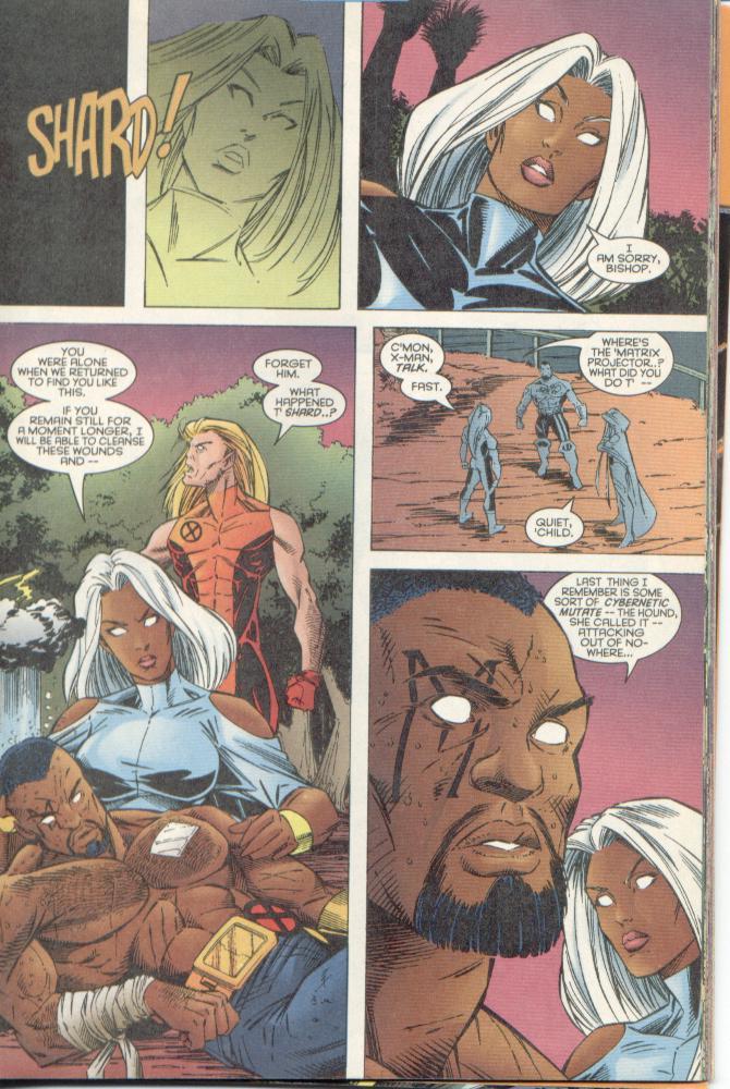 Read online Uncanny X-Men (1963) comic -  Issue # _Annual 1996 - 28