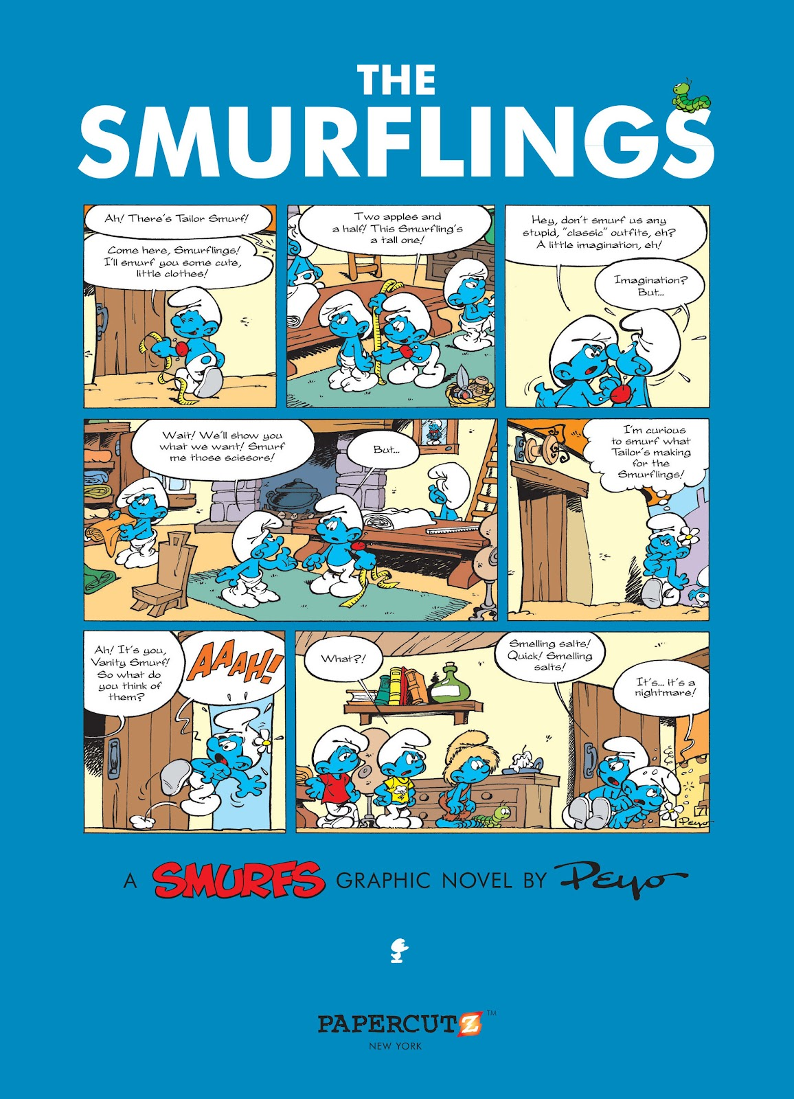 Read online The Smurfs comic -  Issue #15 - 4