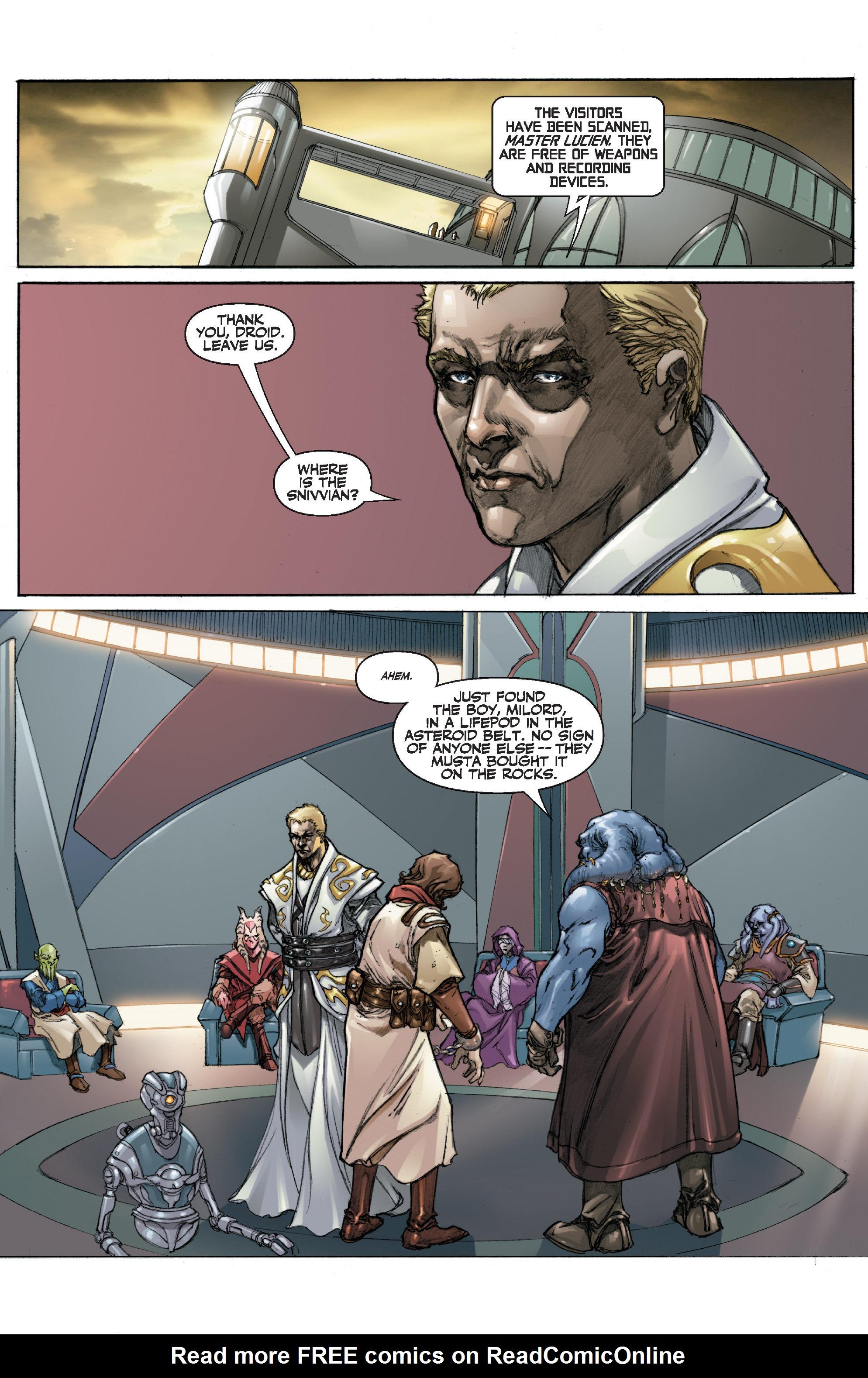 Read online Star Wars Omnibus comic -  Issue # Vol. 29 - 125