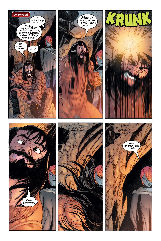Captain Marvel (2002) Issue #3 #3 - English 14