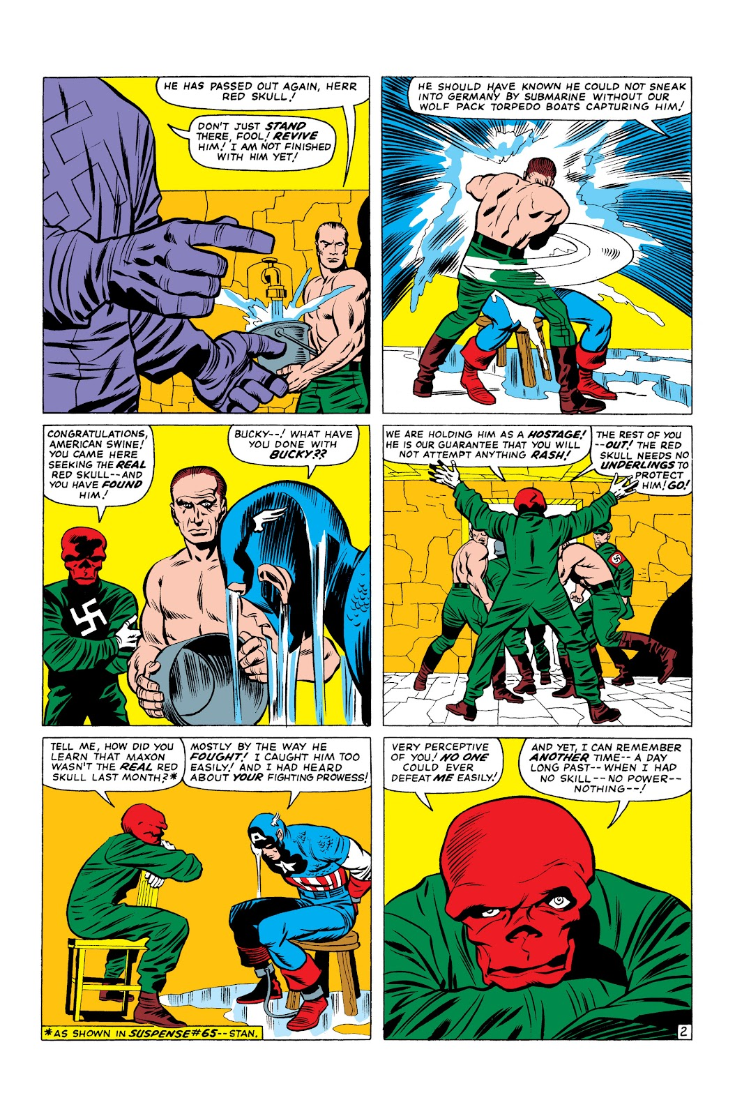 Tales of Suspense (1959) issue 66 - Page 15