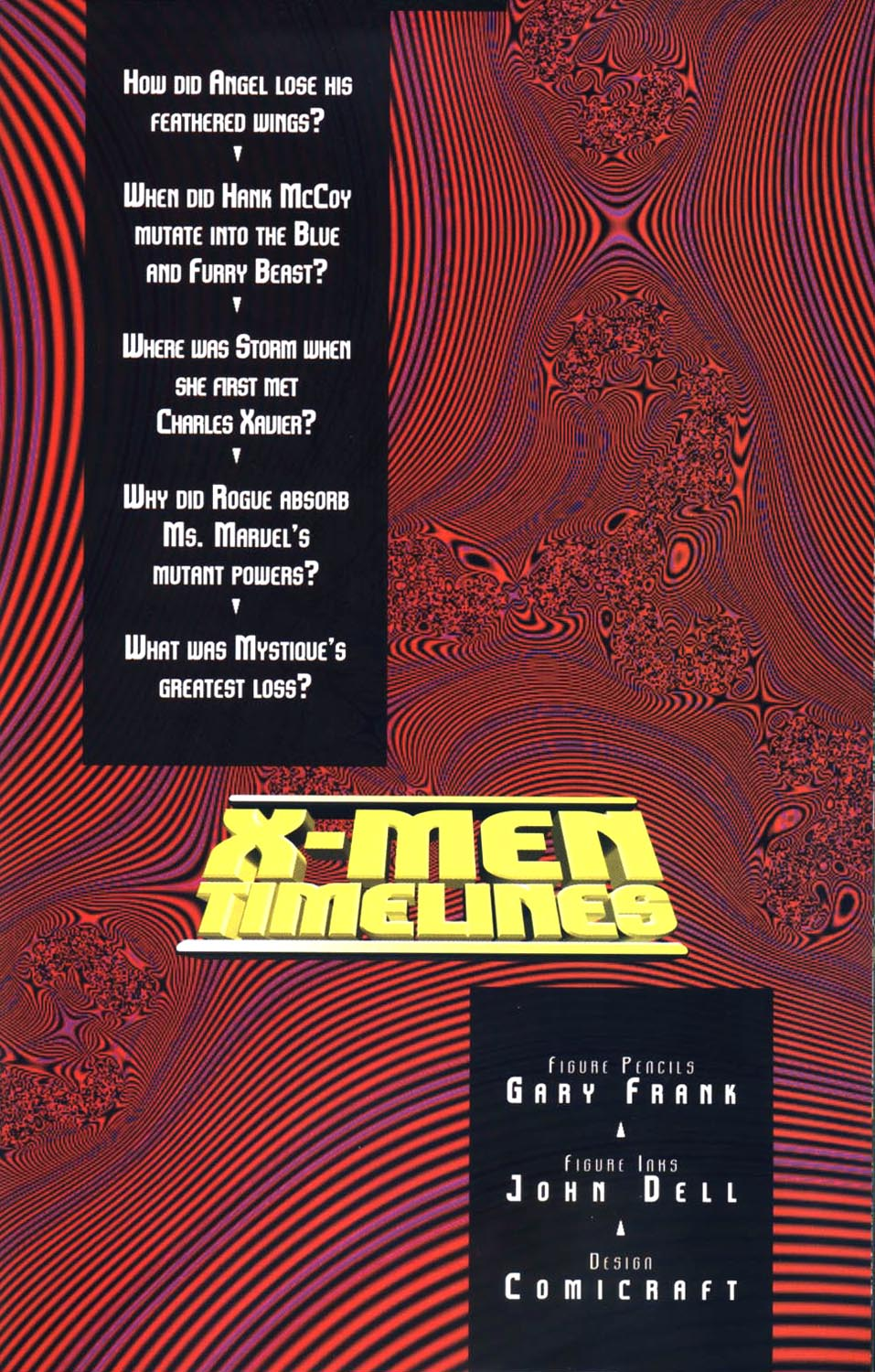 Read online Uncanny X-Men (1963) comic -  Issue # _Annual 1995 - 42