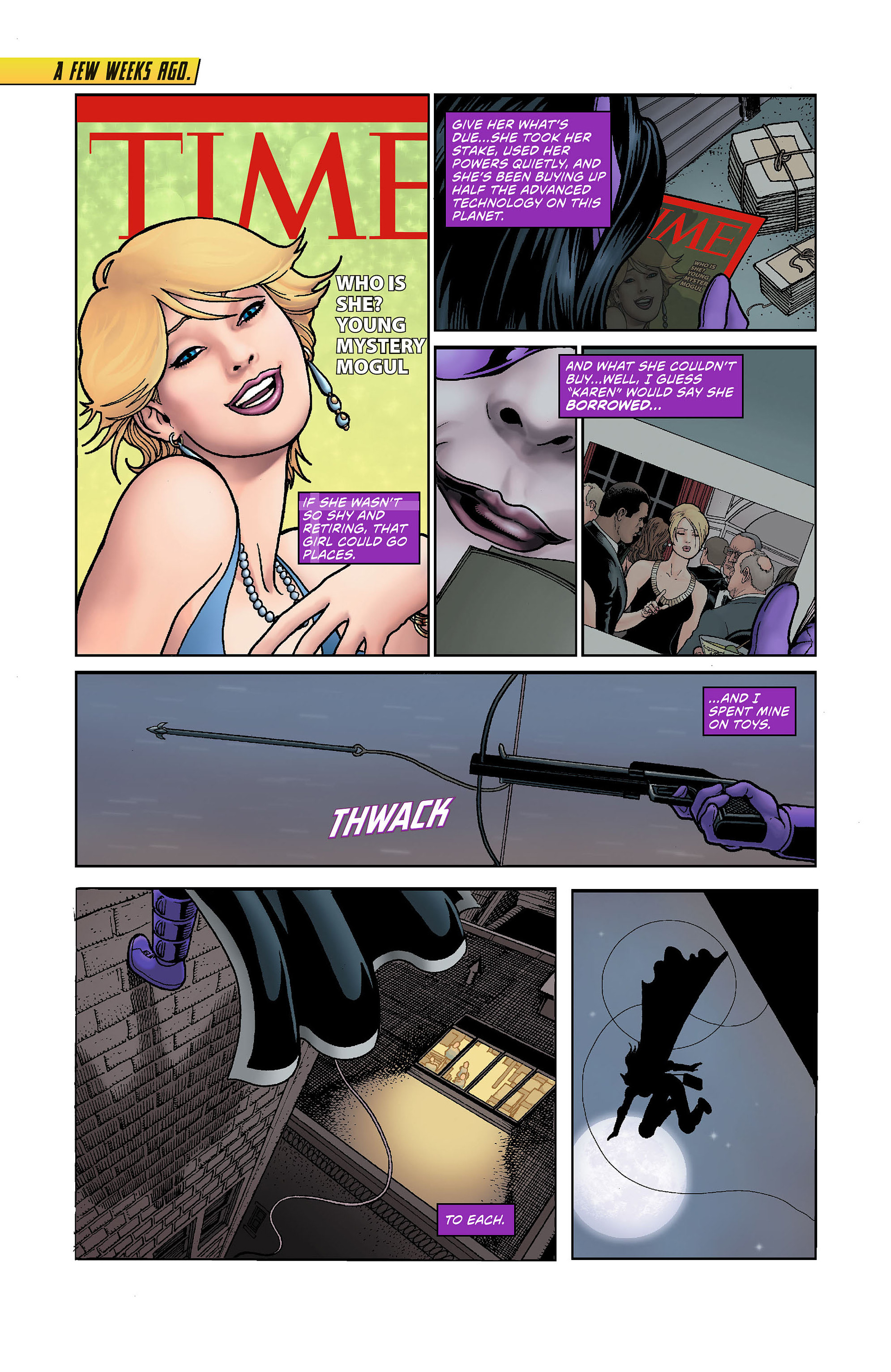 Read online Worlds' Finest comic -  Issue #1 - 15