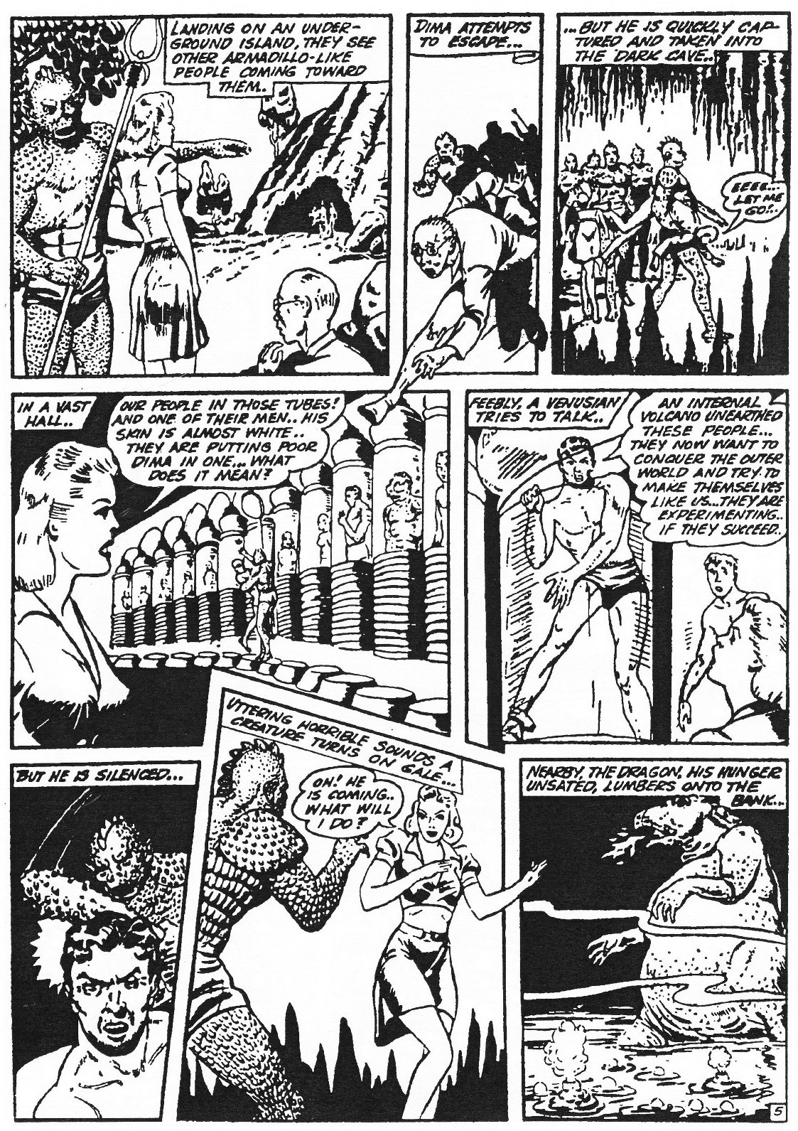 Read online Men of Mystery Comics comic -  Issue #82 - 58