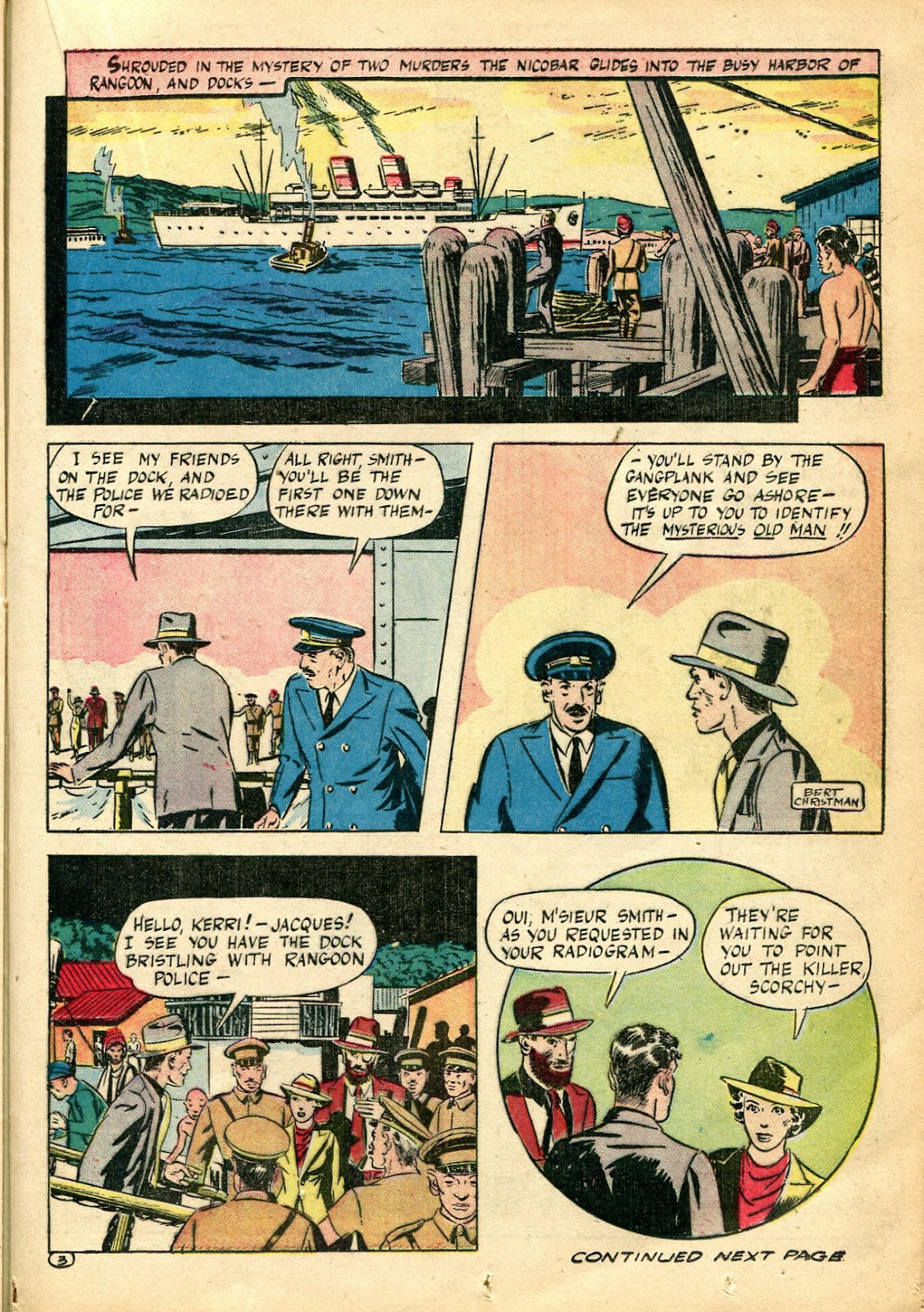 Read online Famous Funnies comic -  Issue #110 - 37