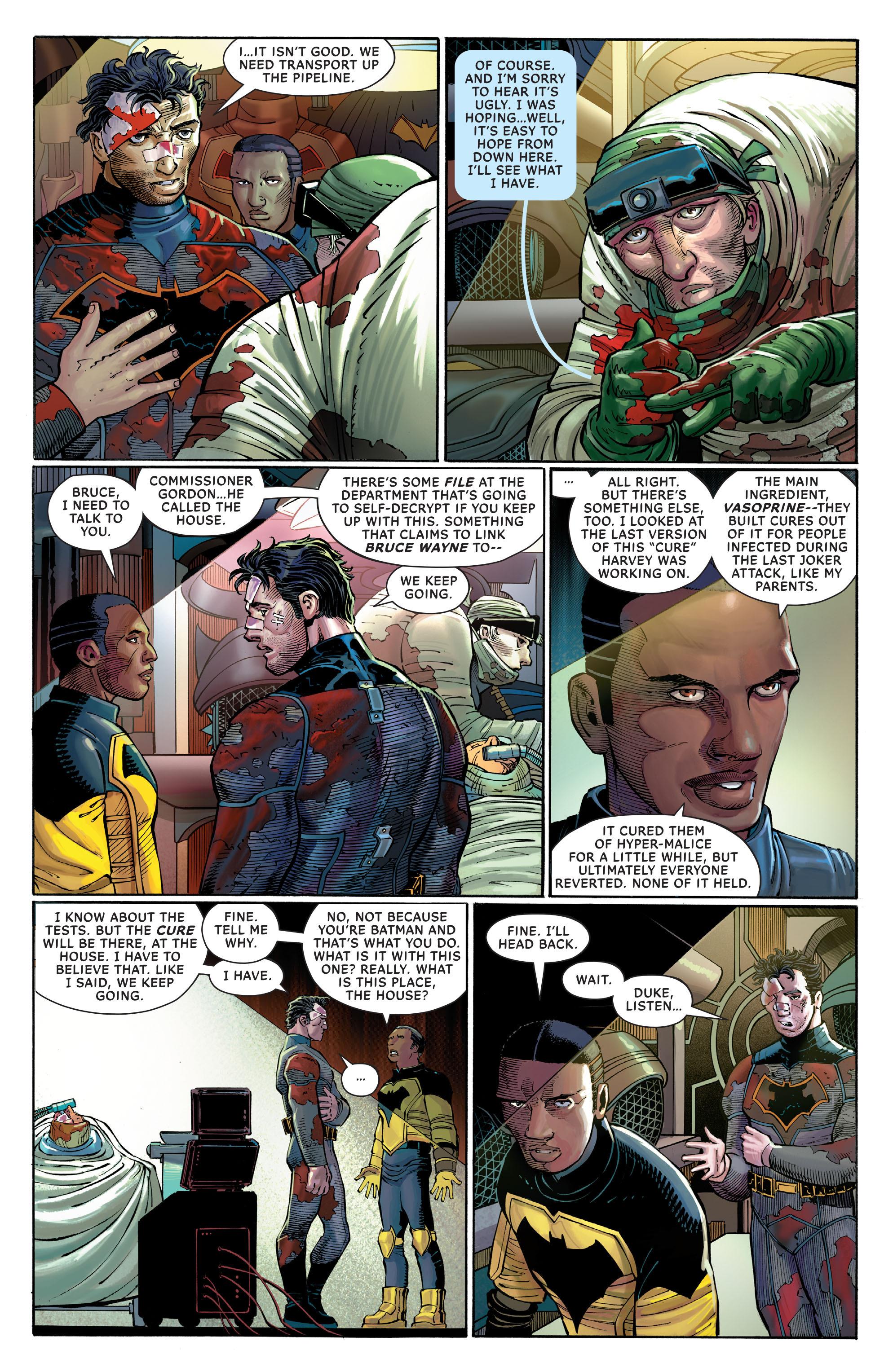 Read online All-Star Batman comic -  Issue #3 - 19
