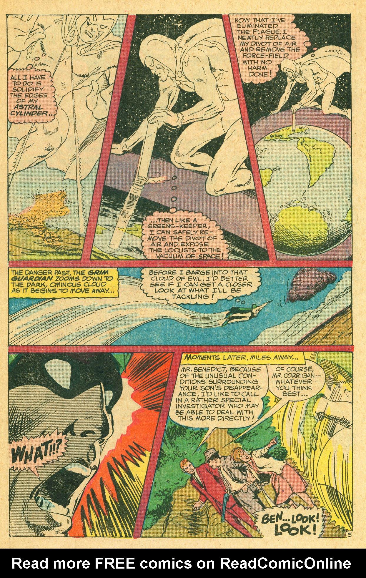 Read online Adventure Comics (1938) comic -  Issue #497 - 79