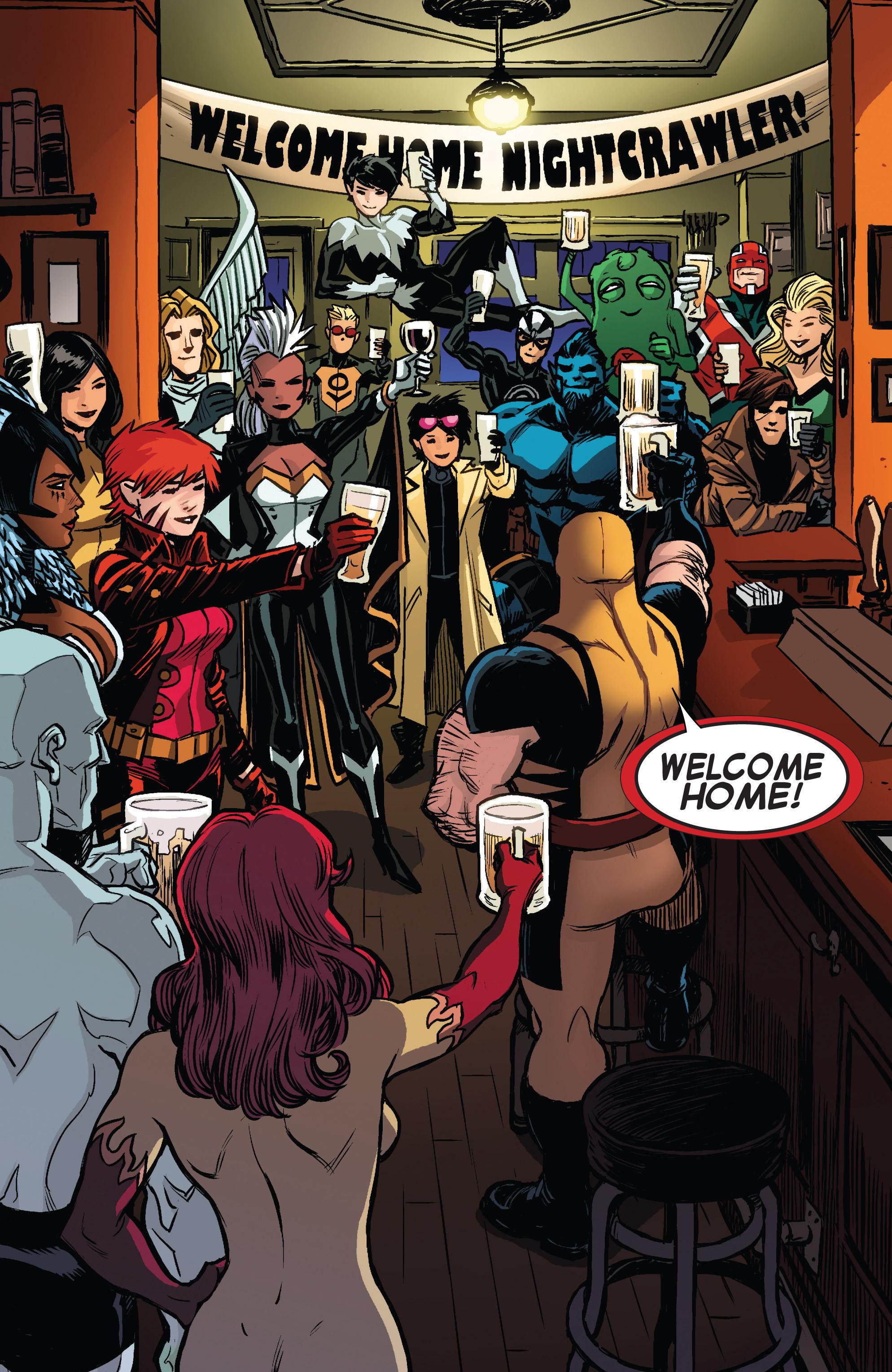 Read online Amazing X-Men (2014) comic -  Issue #6 - 4