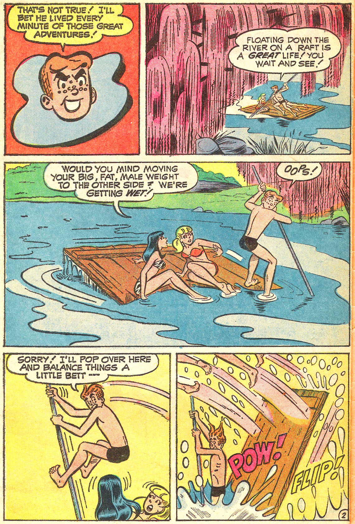 Read online Archie (1960) comic -  Issue #213 - 30