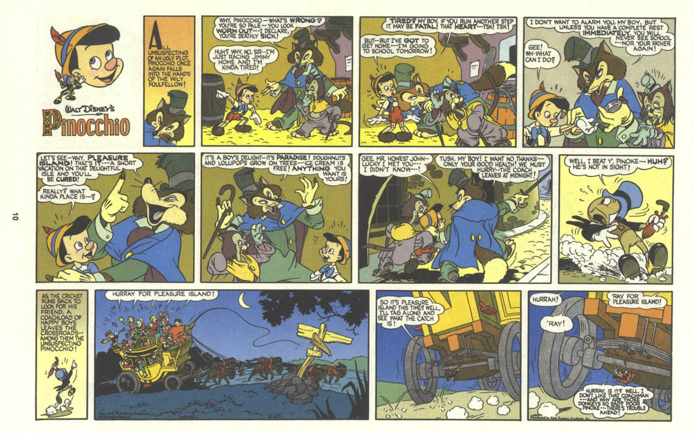 Walt Disney's Comics and Stories issue 574 - Page 36