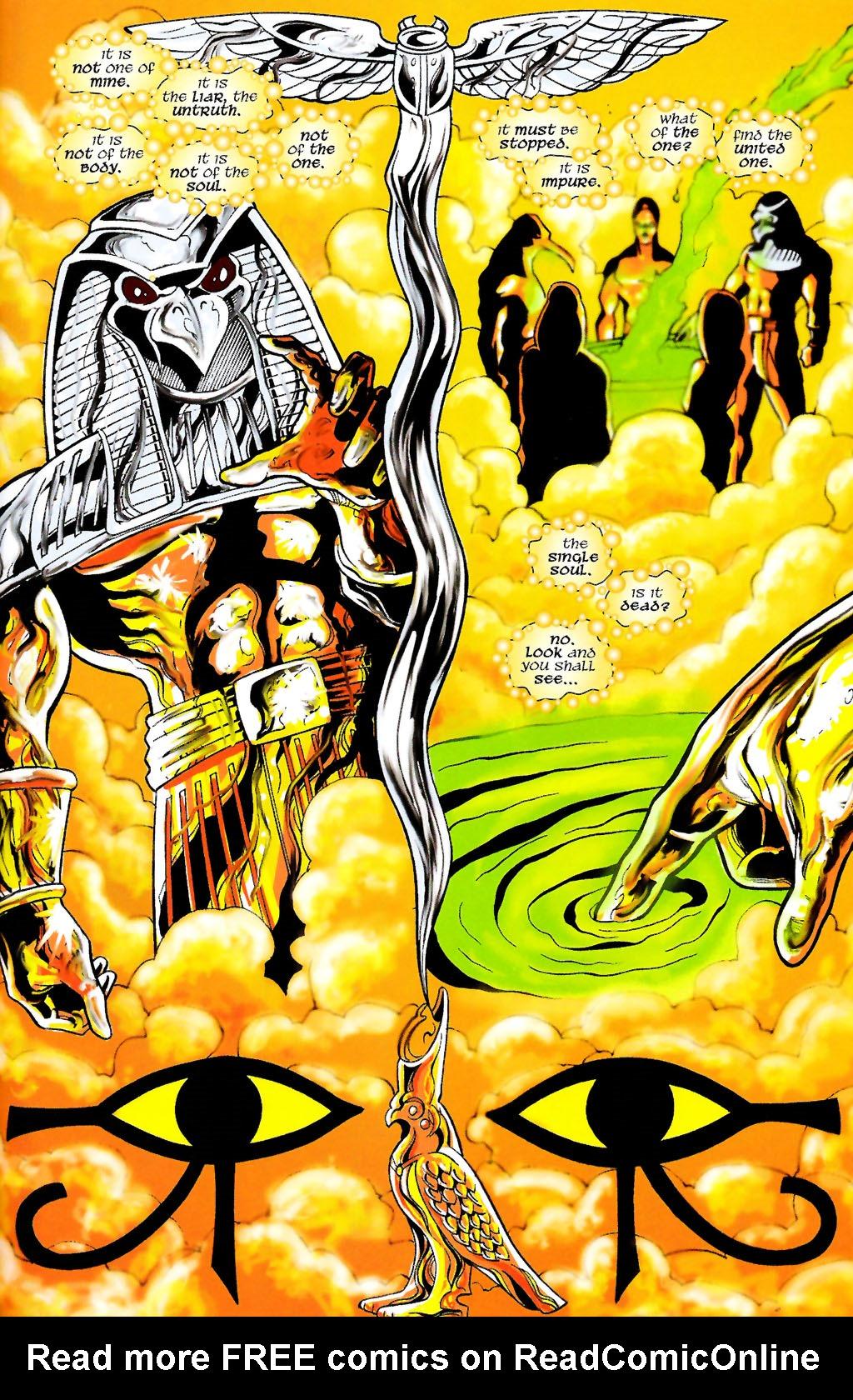 Read online ShadowHawk (2005) comic -  Issue #11 - 23