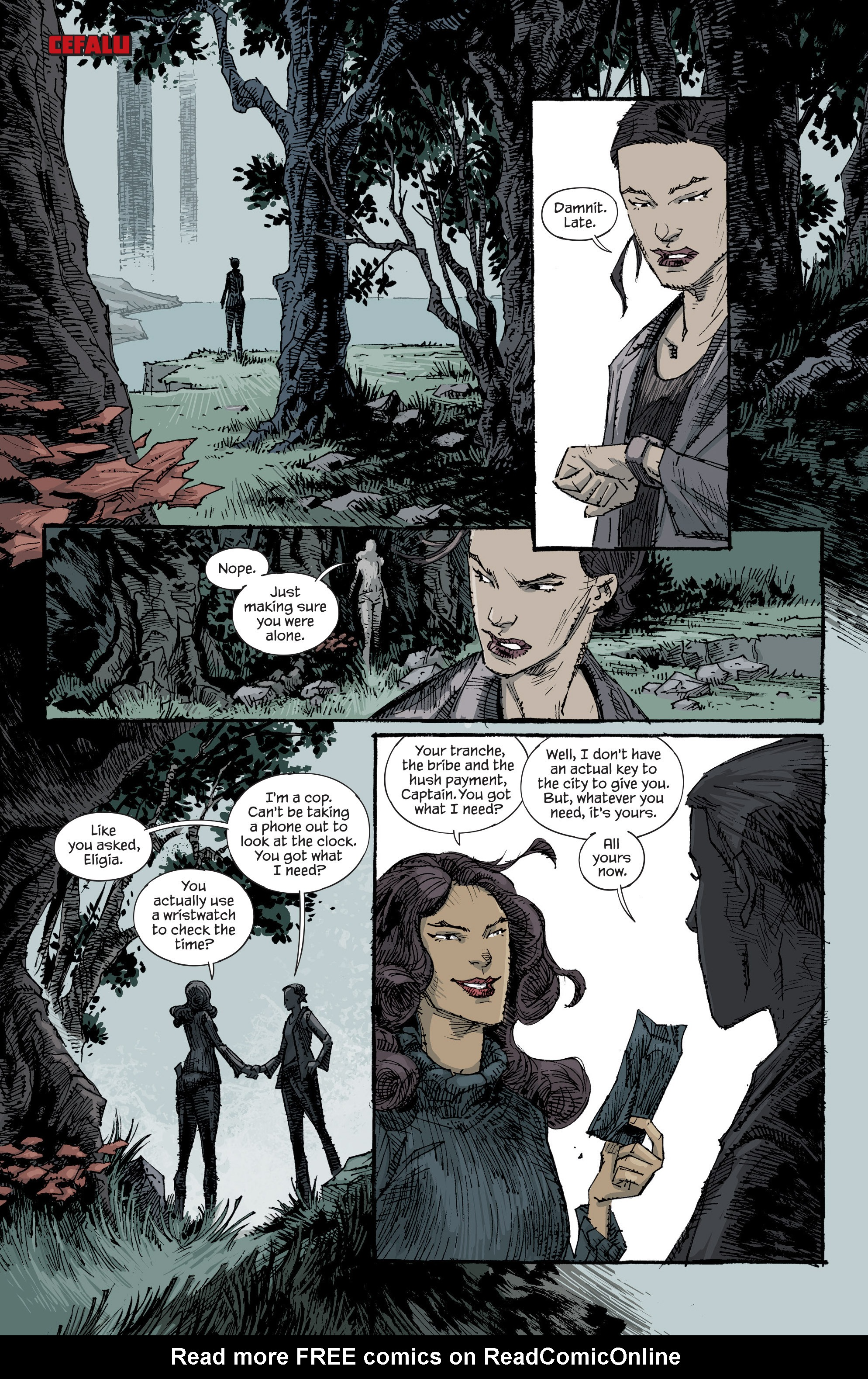 Read online Trees comic -  Issue #14 - 17
