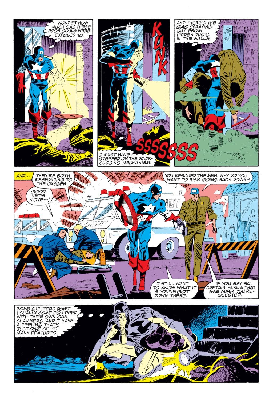 Read online Captain America (1968) comic -  Issue # _Annual 8 - 11