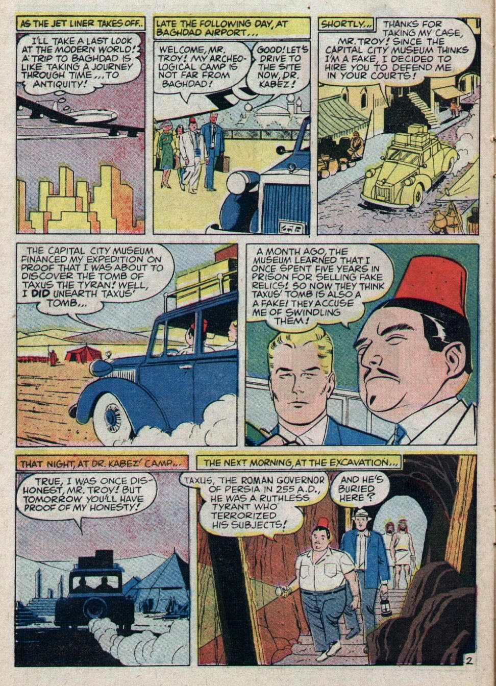 Adventures of the Fly issue 8 - Page 14
