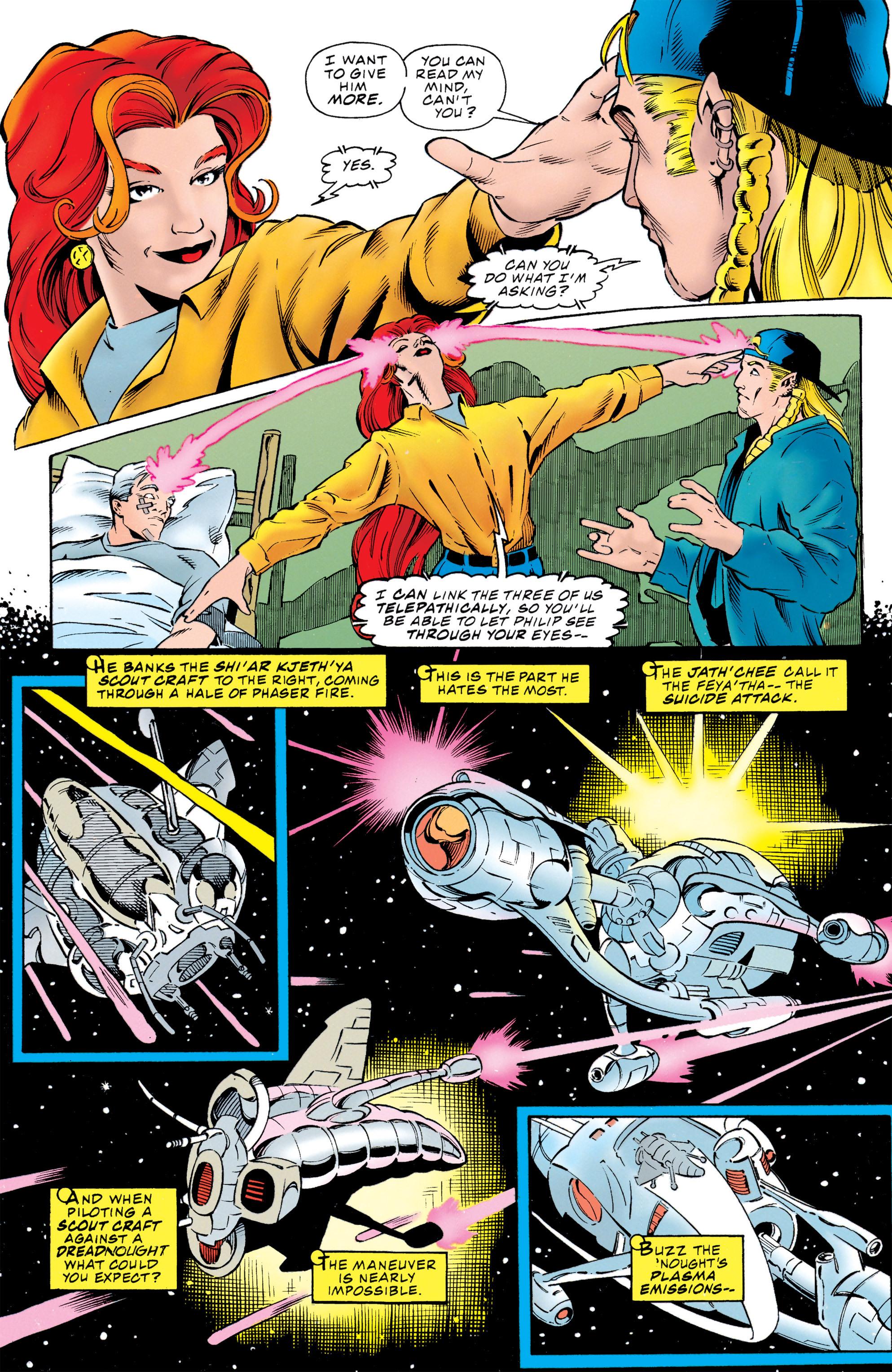 X-Men (1991) 39 Page 21