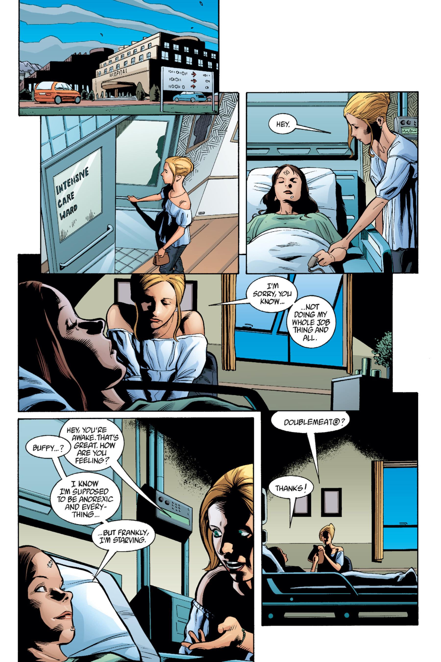 Read online Buffy the Vampire Slayer: Omnibus comic -  Issue # TPB 1 - 297