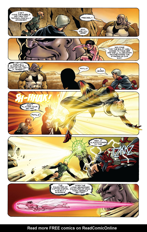 Read online Annihilation comic -  Issue #2 - 5