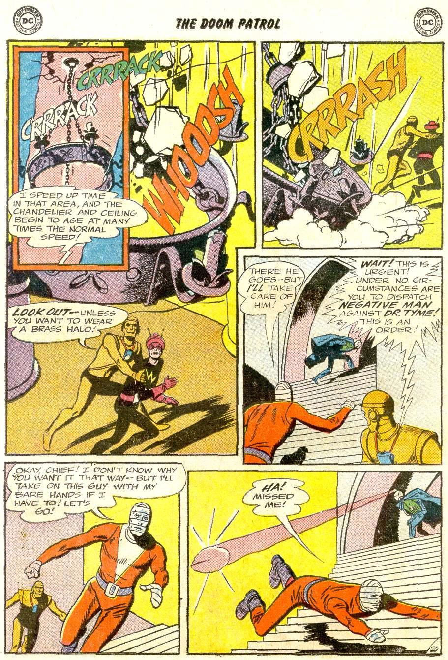 Doom Patrol (1964) issue 92 - Page 26