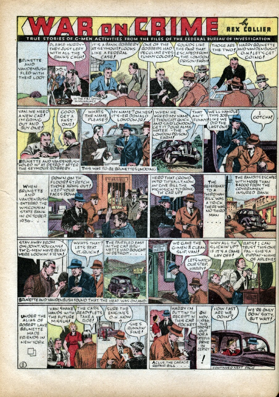 Read online Famous Funnies comic -  Issue #46 - 22