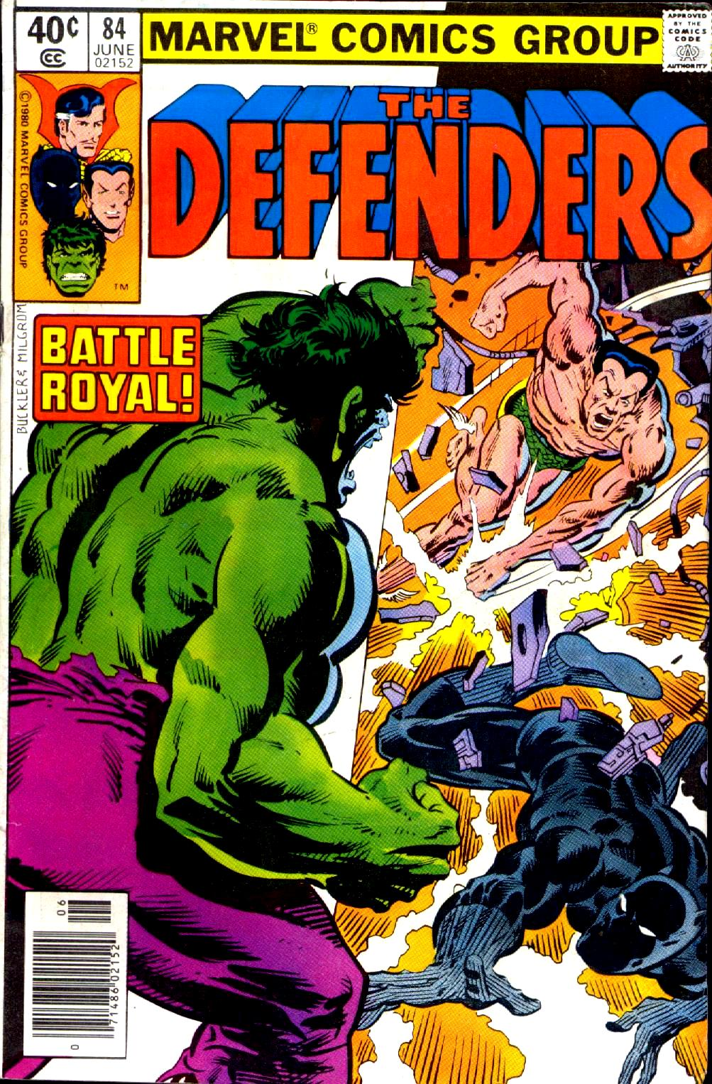 The Defenders (1972) 84 Page 1