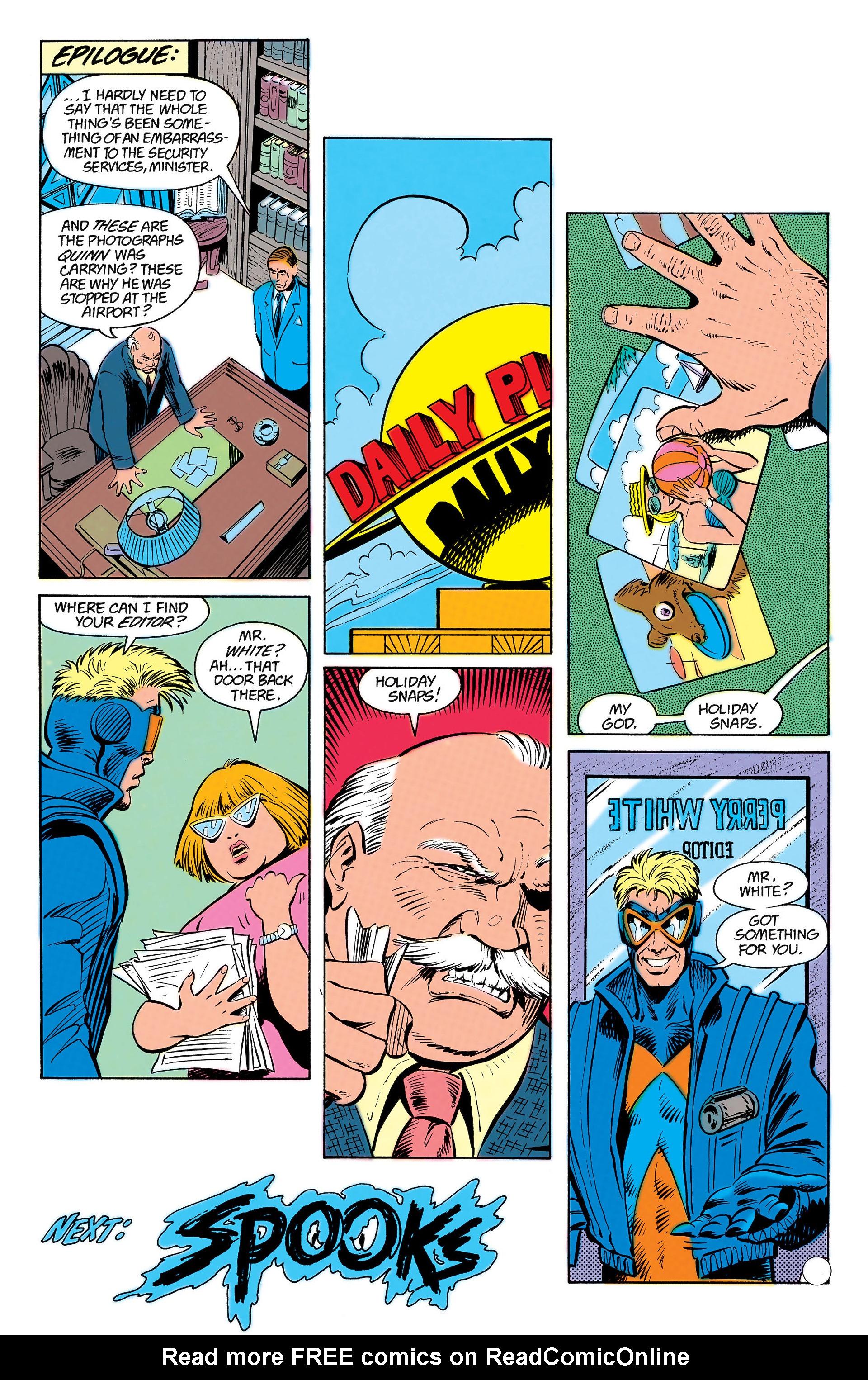 Read online Animal Man (1988) comic -  Issue #13 - 25