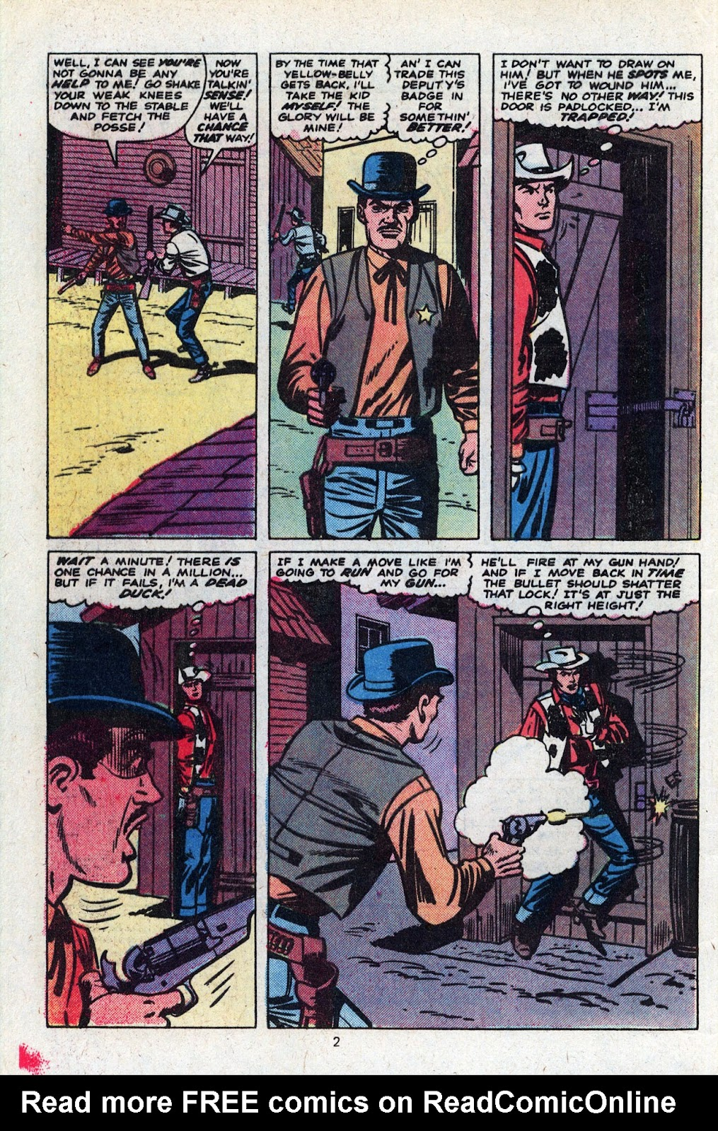 Kid Colt Outlaw issue 227 - Page 4