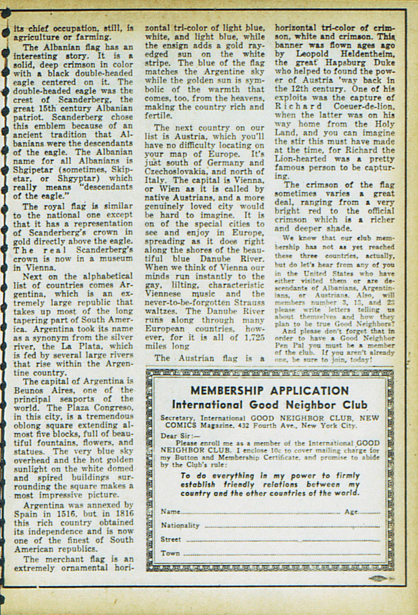 Read online Adventure Comics (1938) comic -  Issue #15 - 47