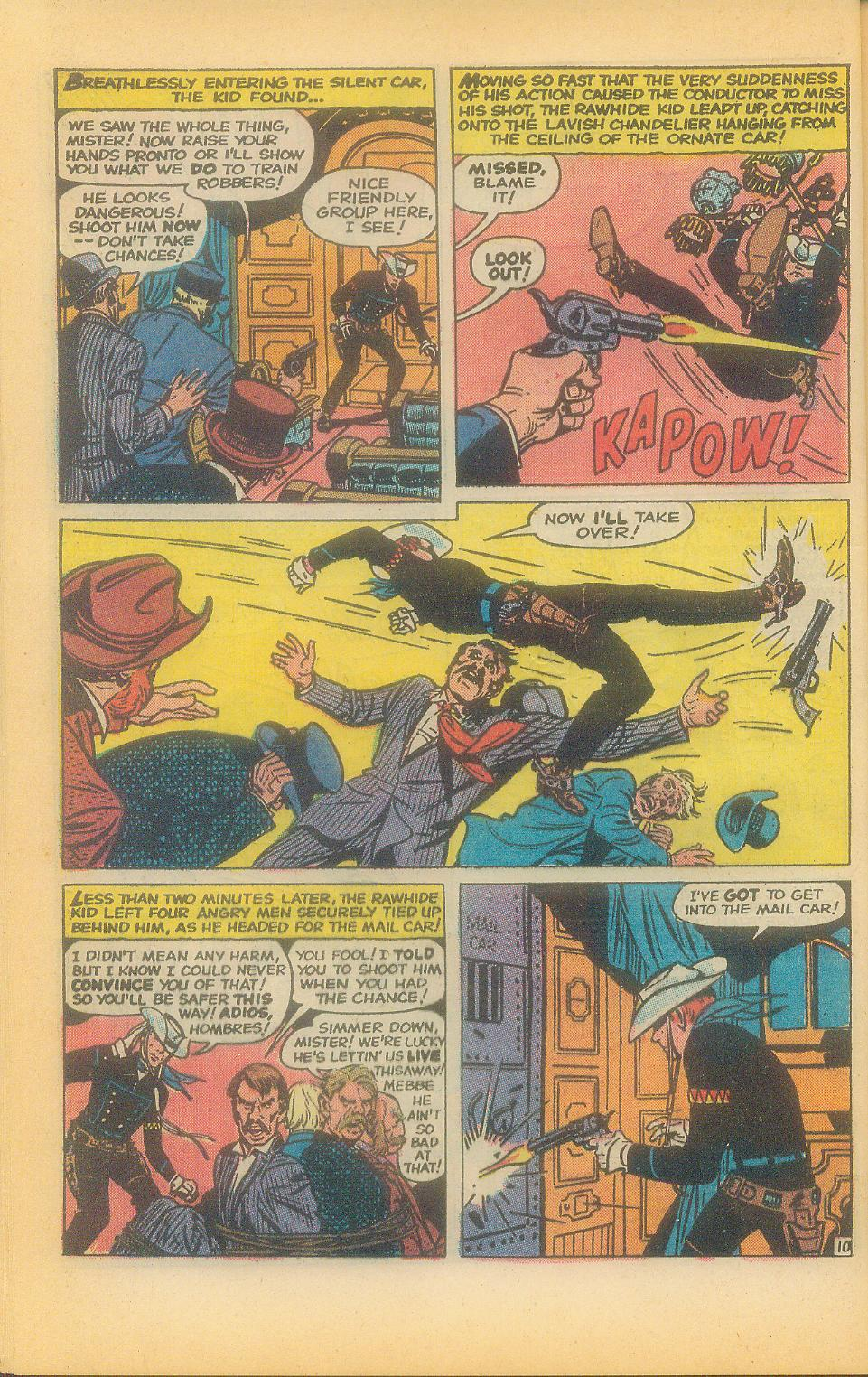 The Rawhide Kid (1955) issue 92 - Page 30