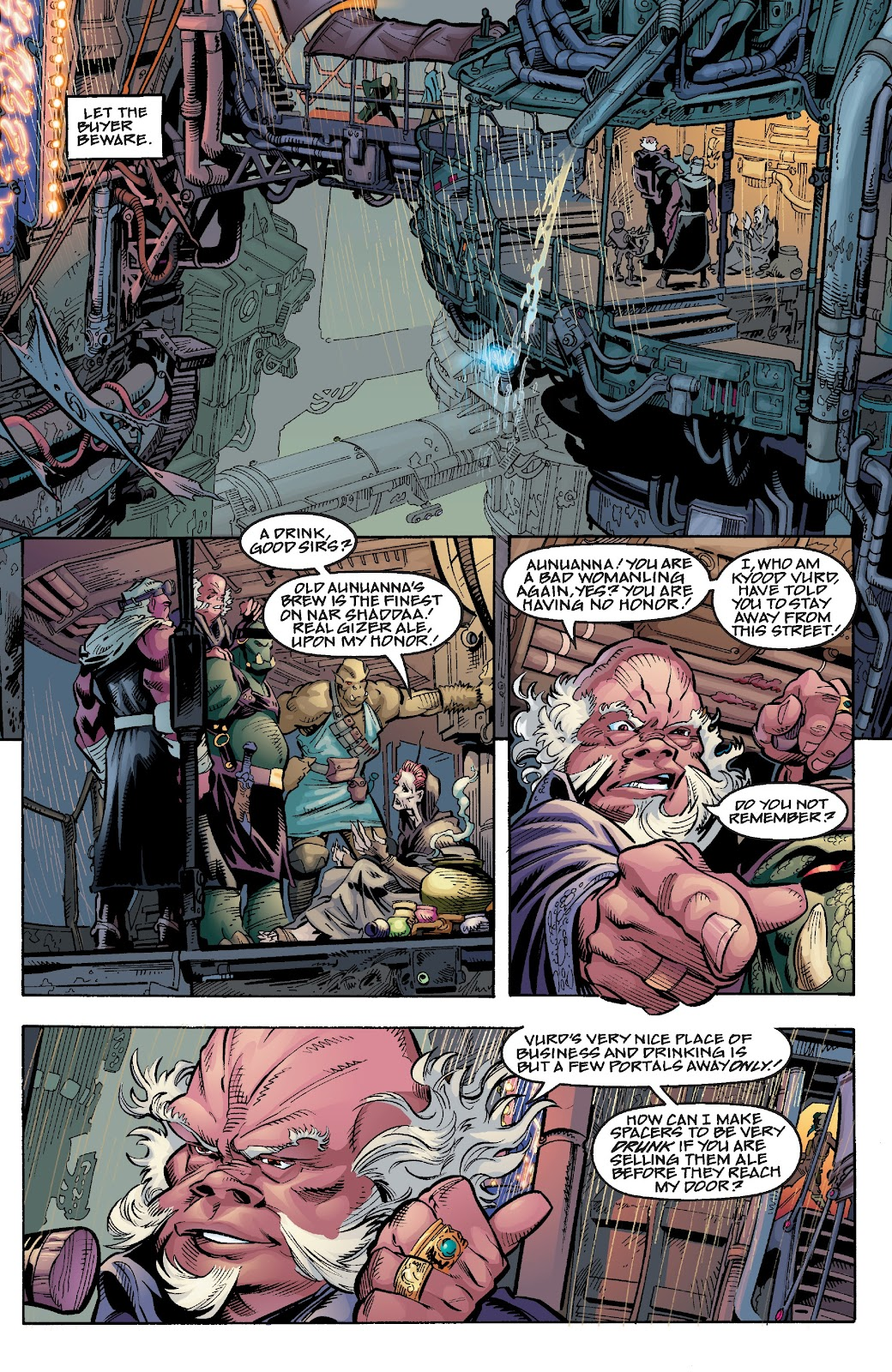 Read online Star Wars Legends Epic Collection: The Menace Revealed comic -  Issue # TPB (Part 4) - 40