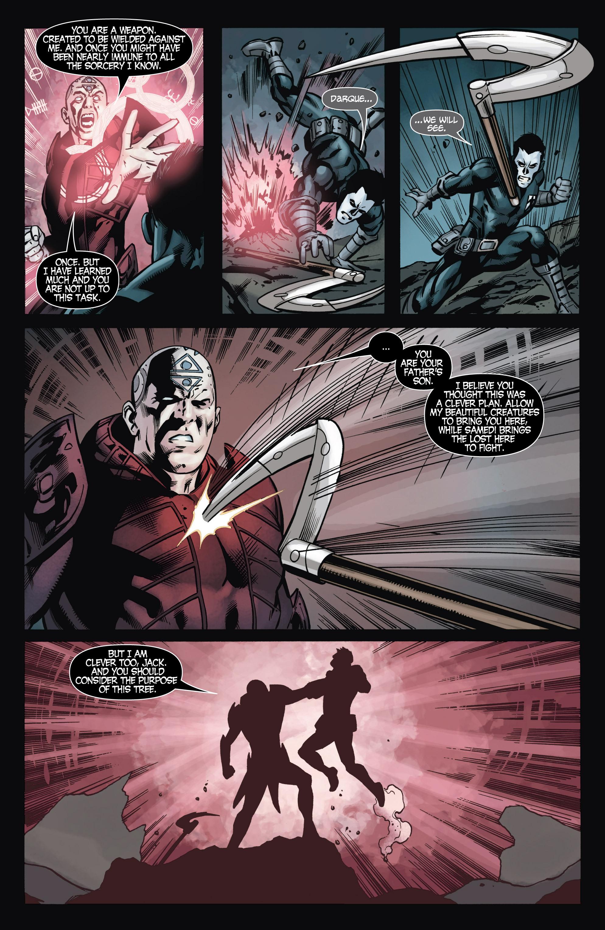 Read online Shadowman (2012) comic -  Issue #9 - 13