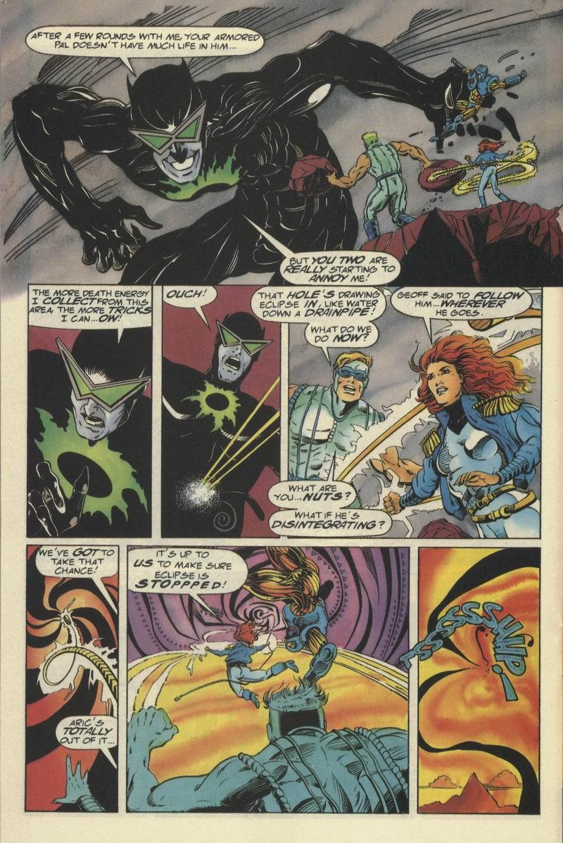 Read online Secret Weapons comic -  Issue #2 - 15