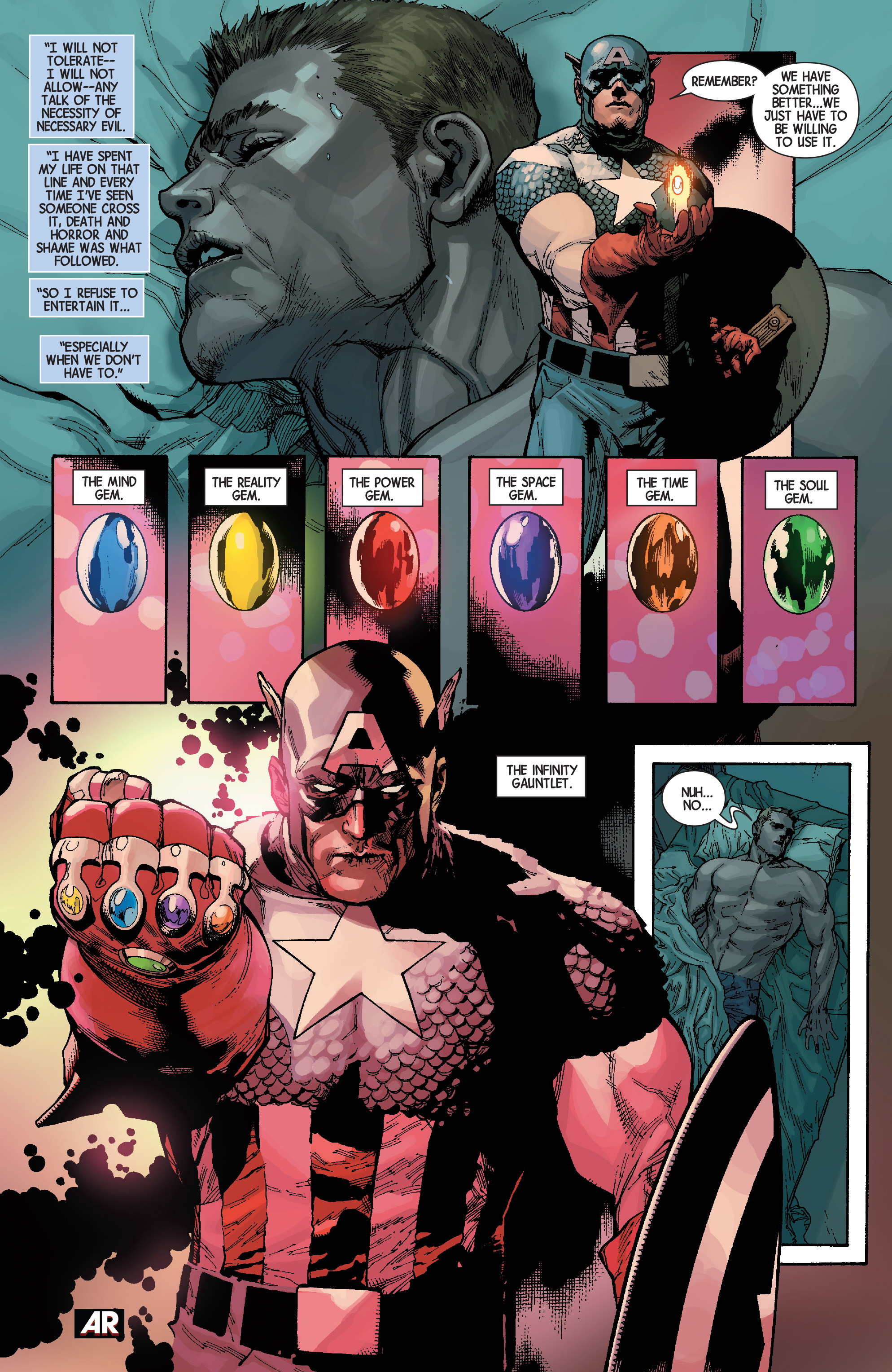 Read online Avengers (2013) comic -  Issue #Avengers (2013) _TPB 6 - 9