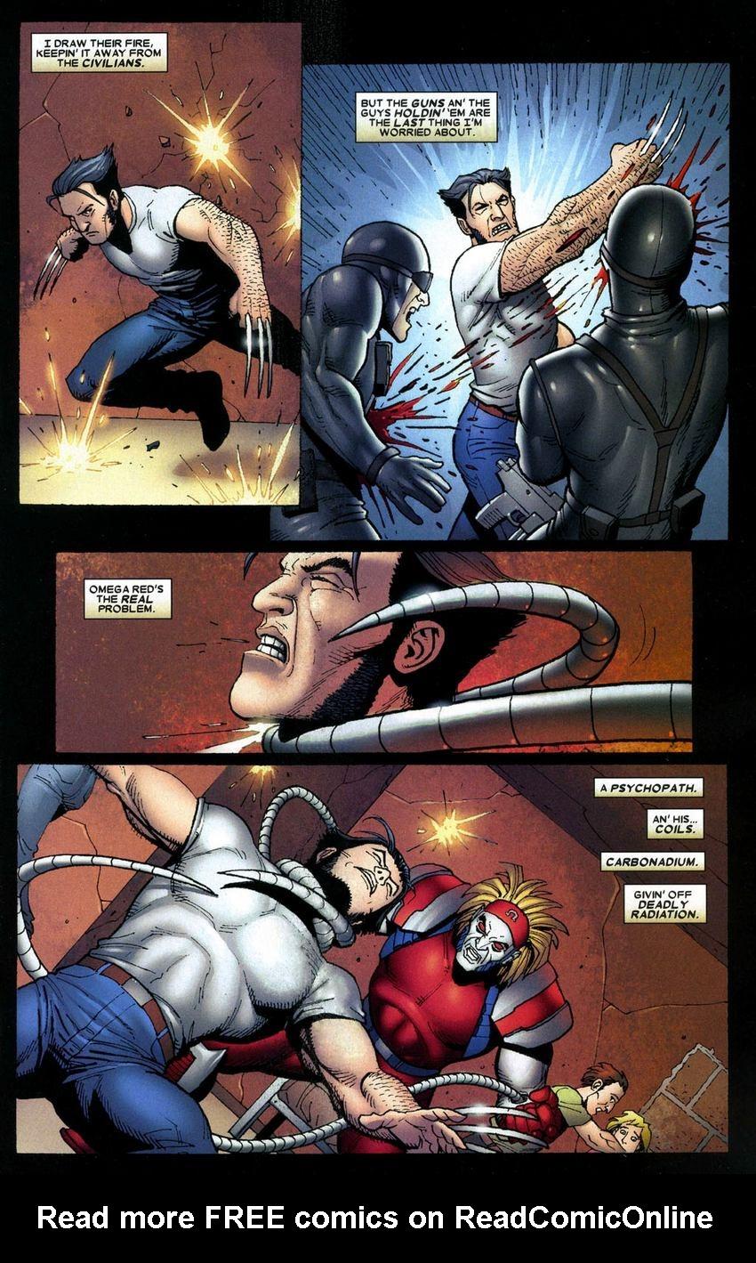 Read online Wolverine: Origins comic -  Issue #7 - 20