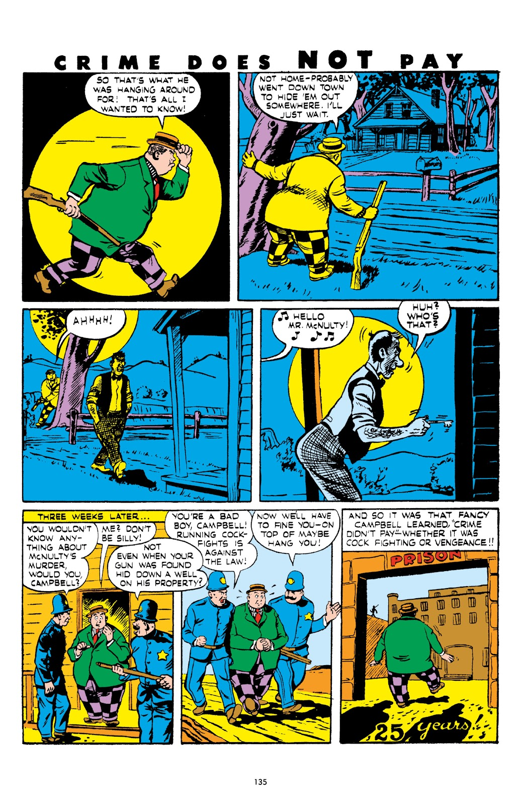 Read online Crime Does Not Pay Archives comic -  Issue # TPB 5 (Part 2) - 35