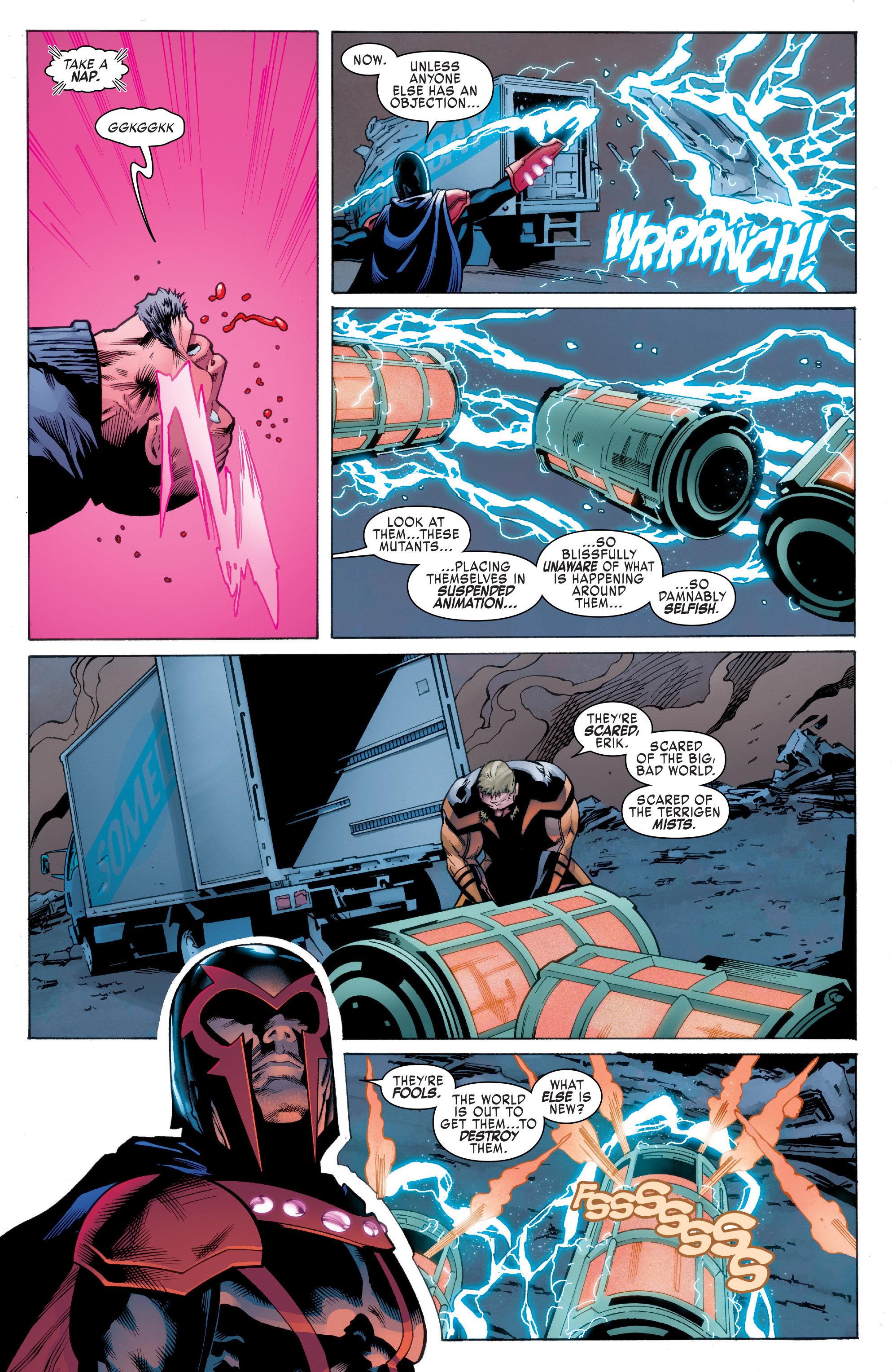 Read online Uncanny X-Men (2016) comic -  Issue #1 - 15