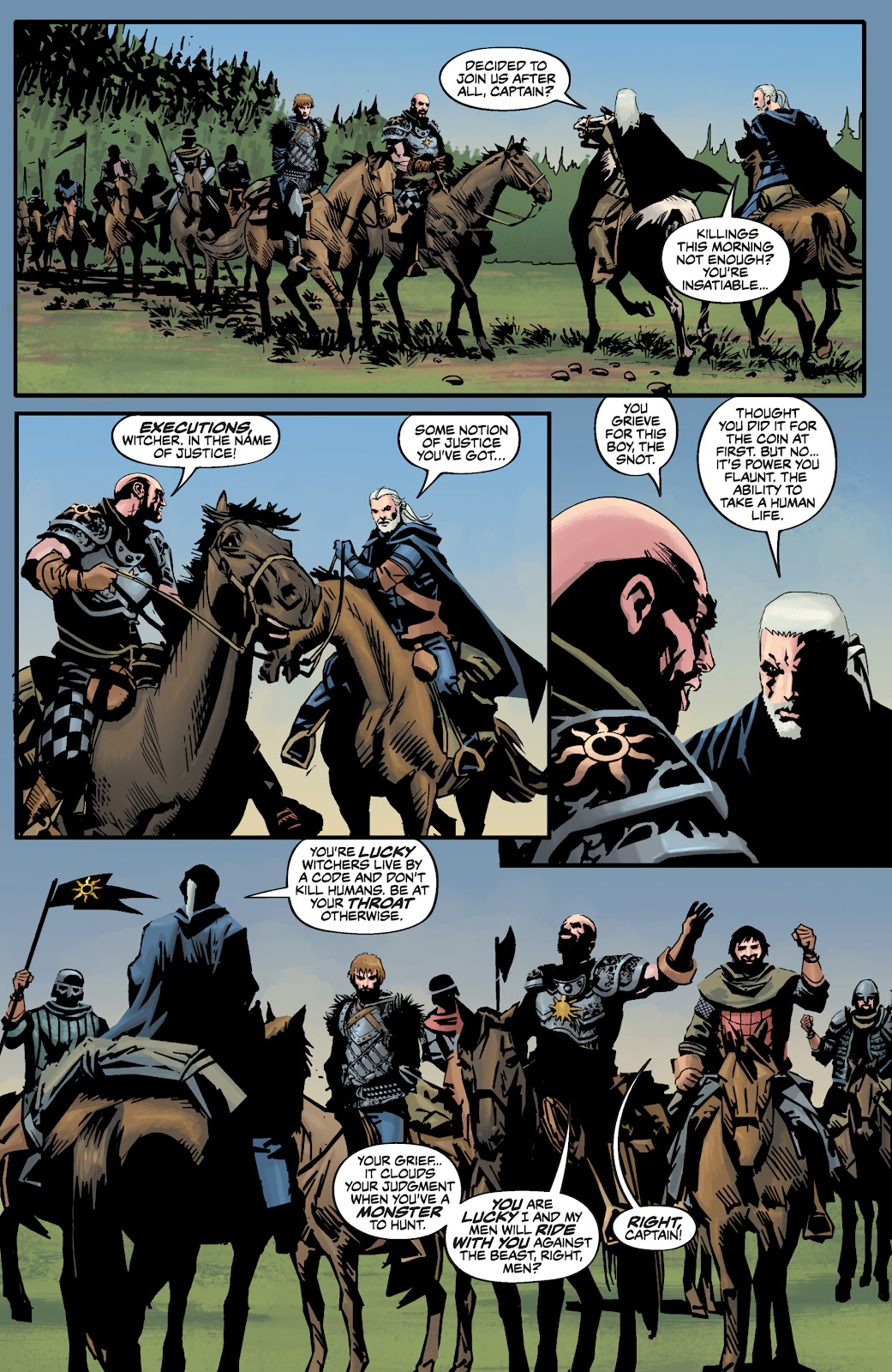 Read online The Witcher Omnibus comic -  Issue # TPB (Part 3) - 83