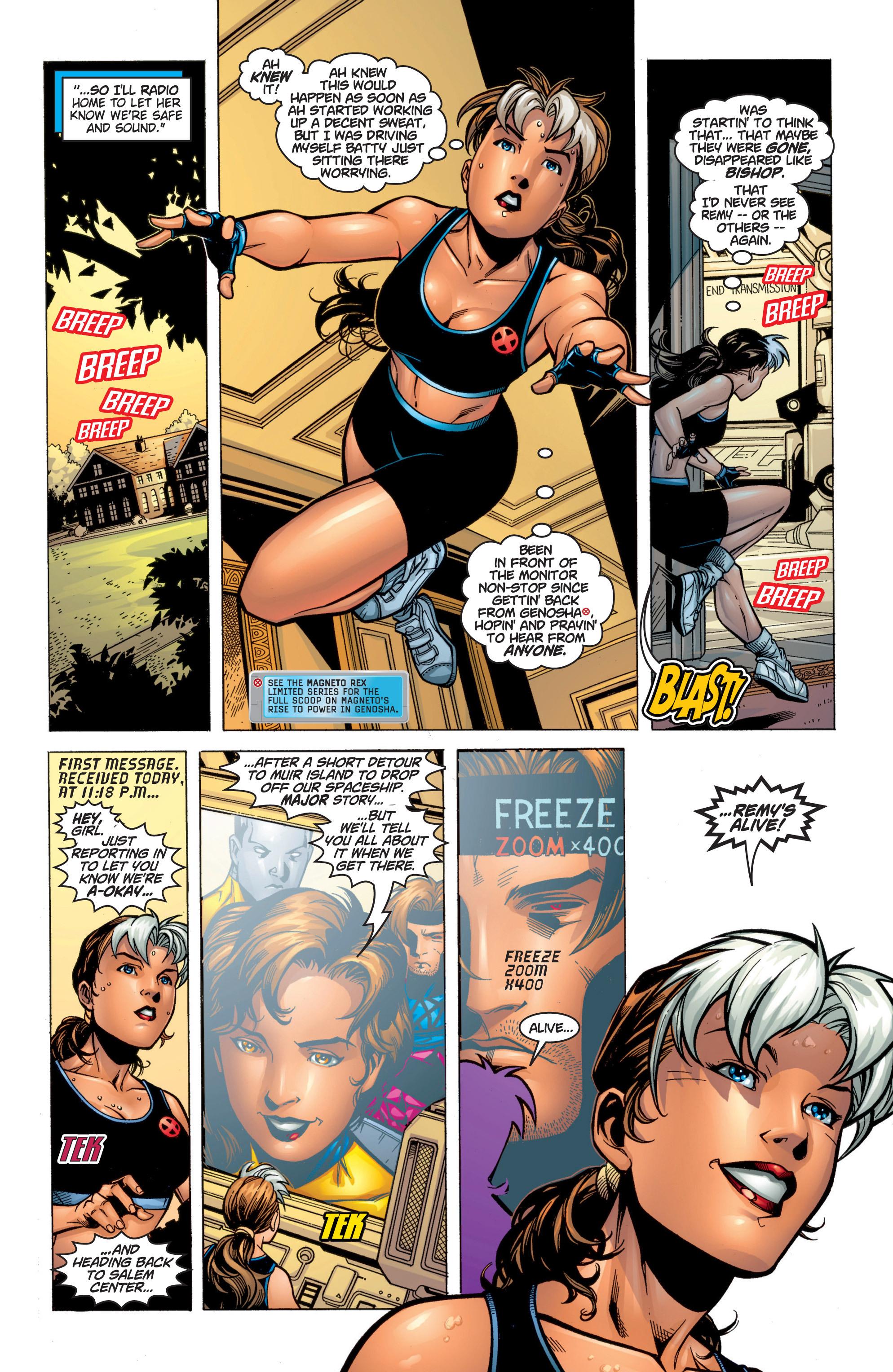 Read online Uncanny X-Men (1963) comic -  Issue #371 - 12