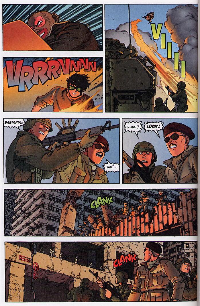 Read online Akira comic -  Issue #38 - 18