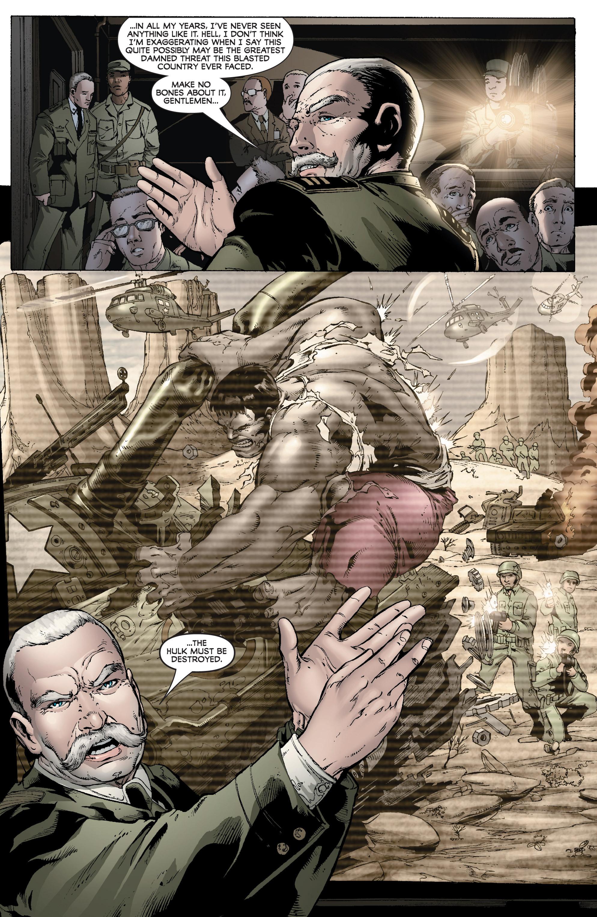 Read online World War Hulk: Gamma Corps comic -  Issue #1 - 4