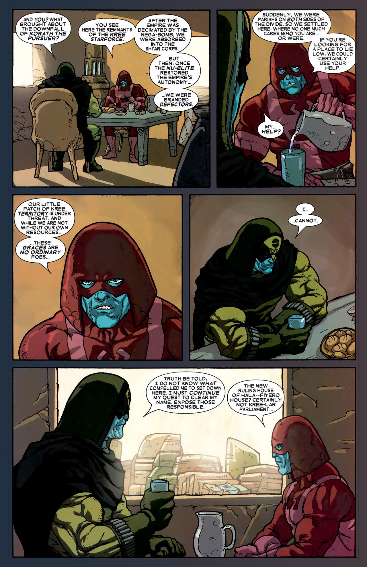 Read online Annihilation: Ronan comic -  Issue #1 - 21