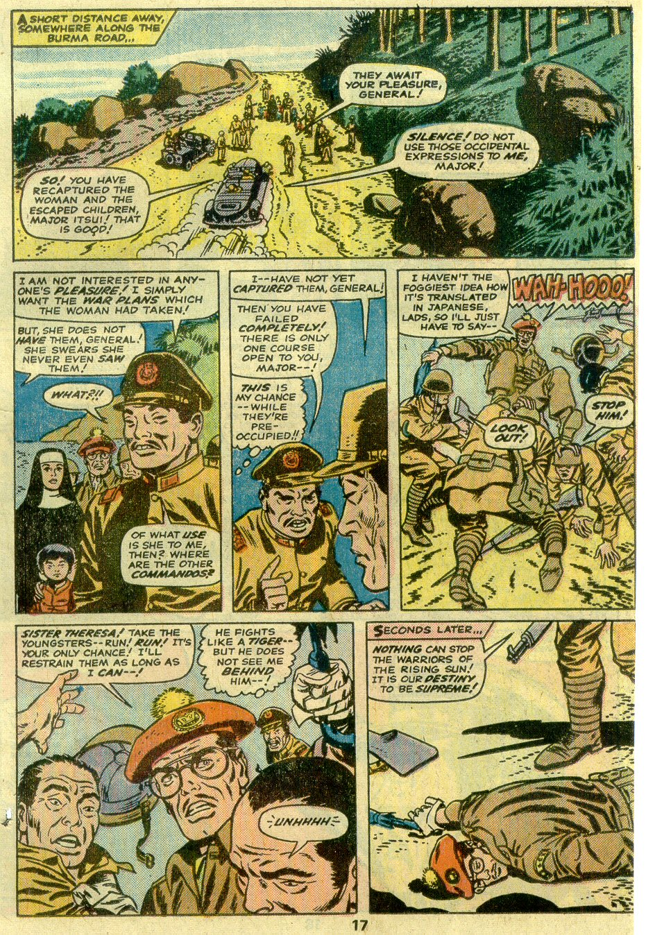 Read online Sgt. Fury comic -  Issue #125 - 19