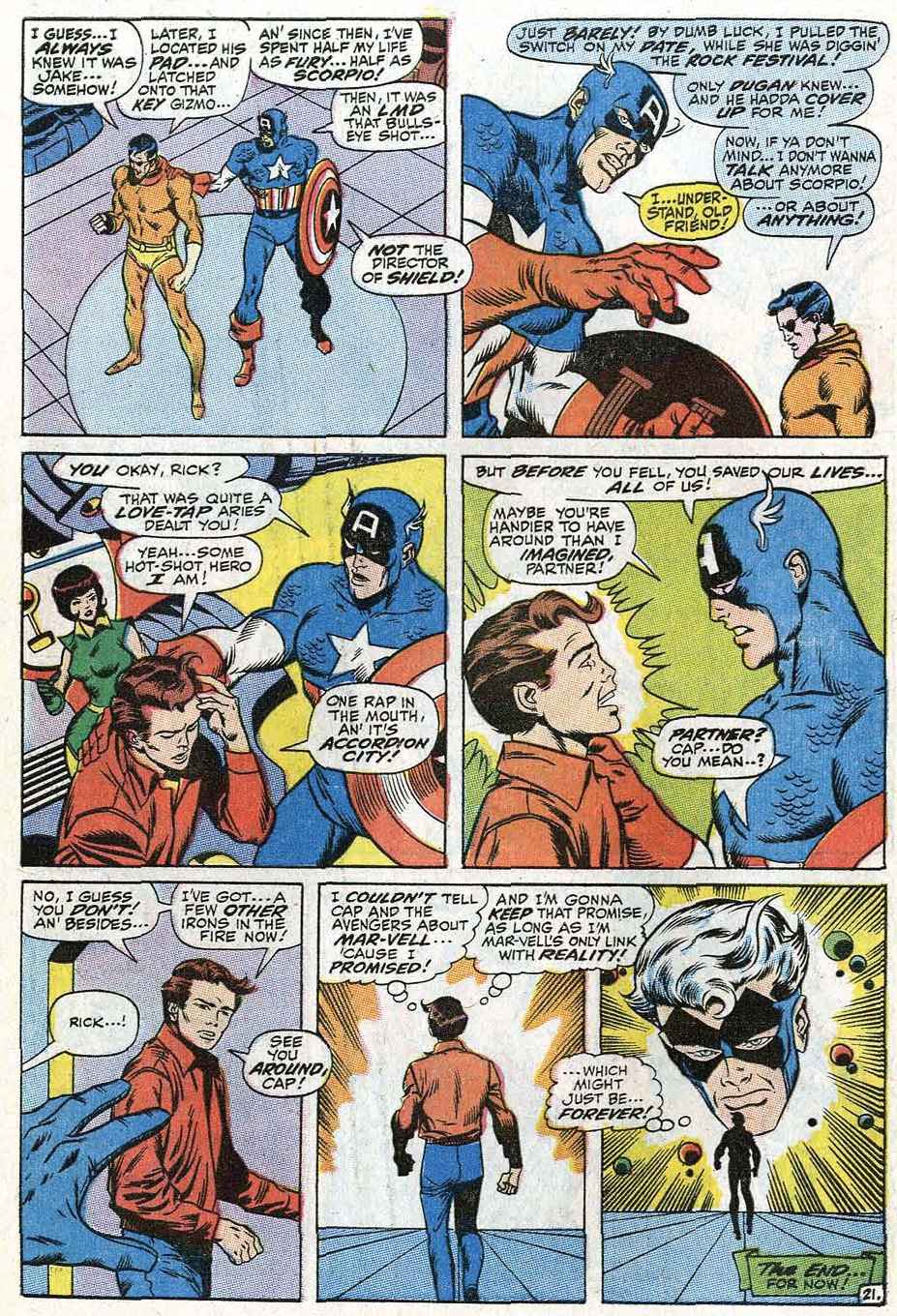 The Avengers (1963) 72 Page 28