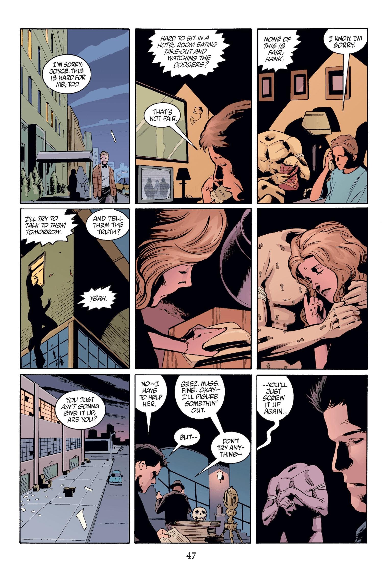 Read online Buffy the Vampire Slayer: Omnibus comic -  Issue # TPB 2 - 46