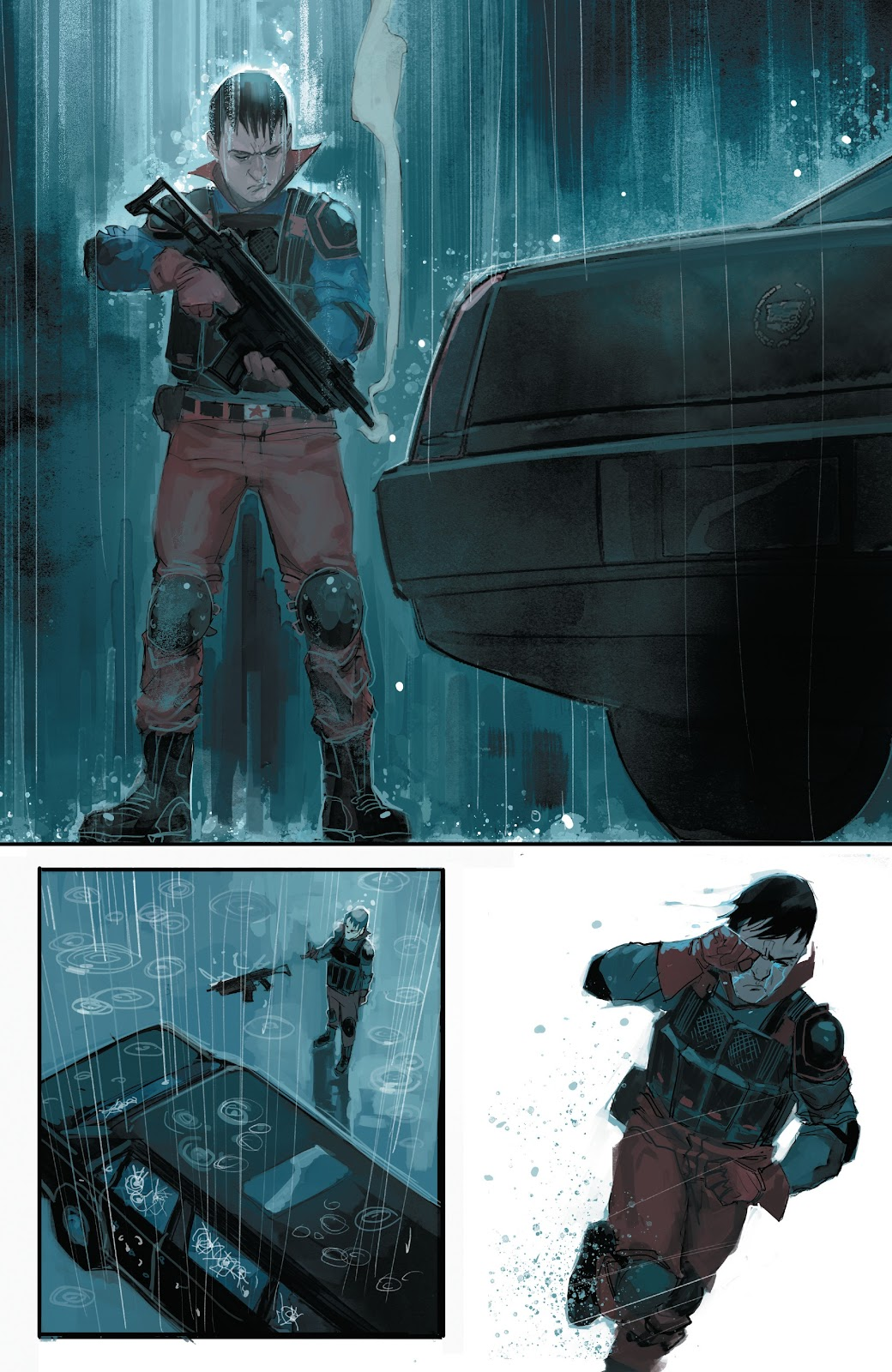 Read online Winter Soldier (2018) comic -  Issue #5 - 20