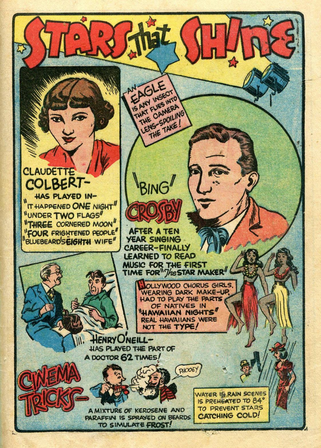 Read online Shadow Comics comic -  Issue #10 - 65