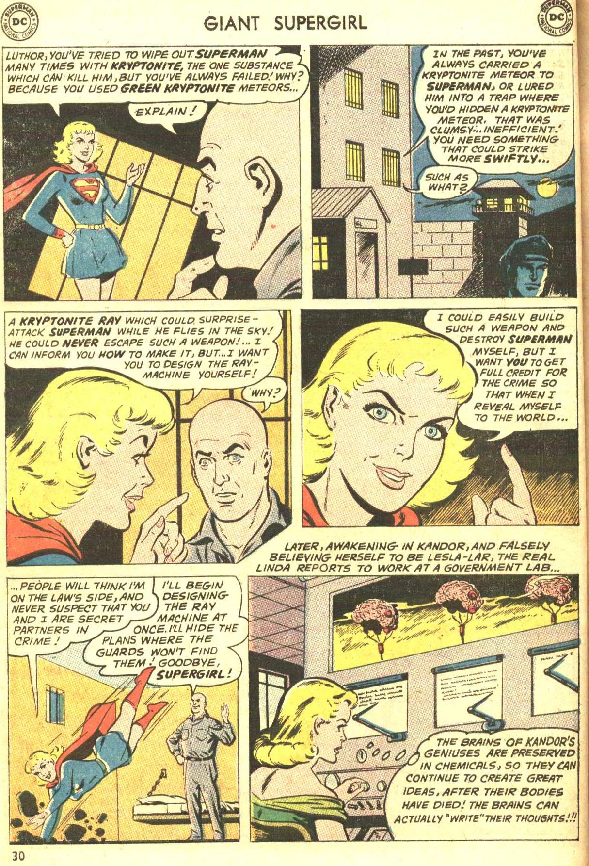Read online Action Comics (1938) comic -  Issue #360 - 29