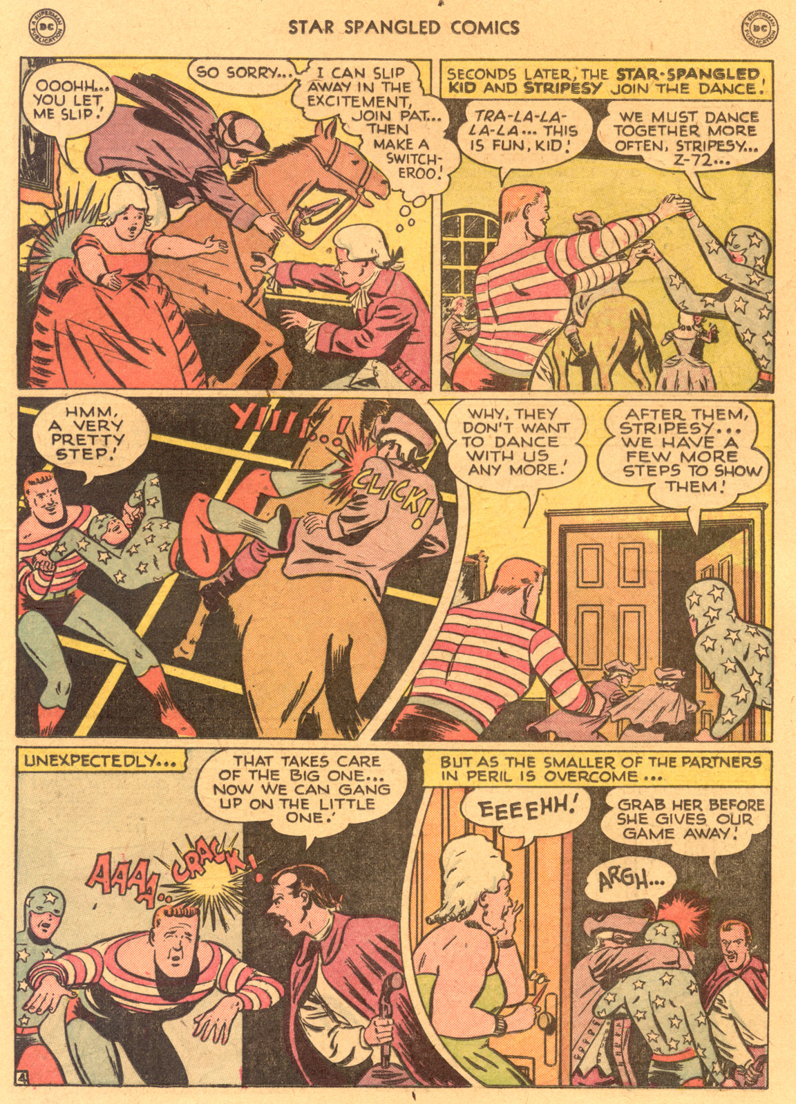 Star Spangled Comics (1941) issue 80 - Page 30