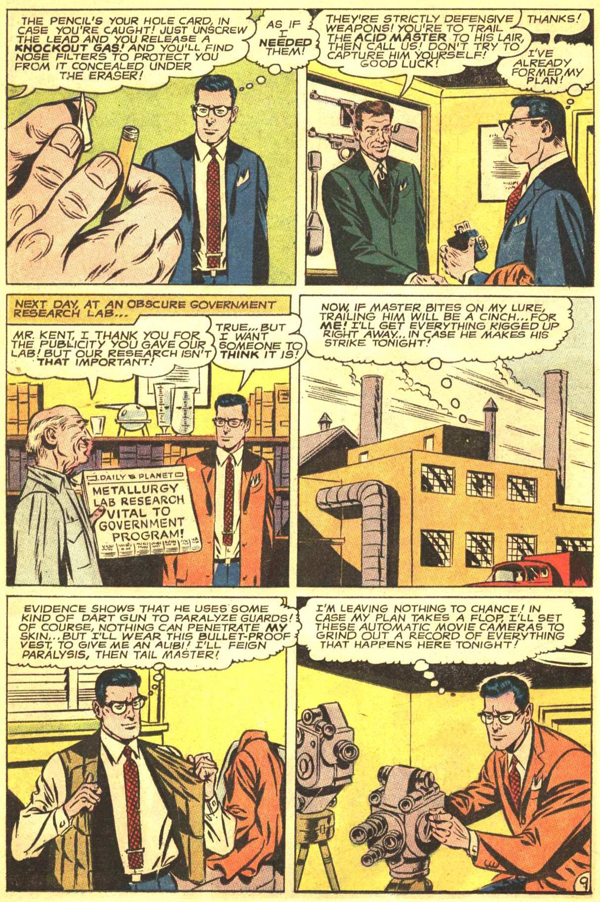 Action Comics (1938) 348 Page 9