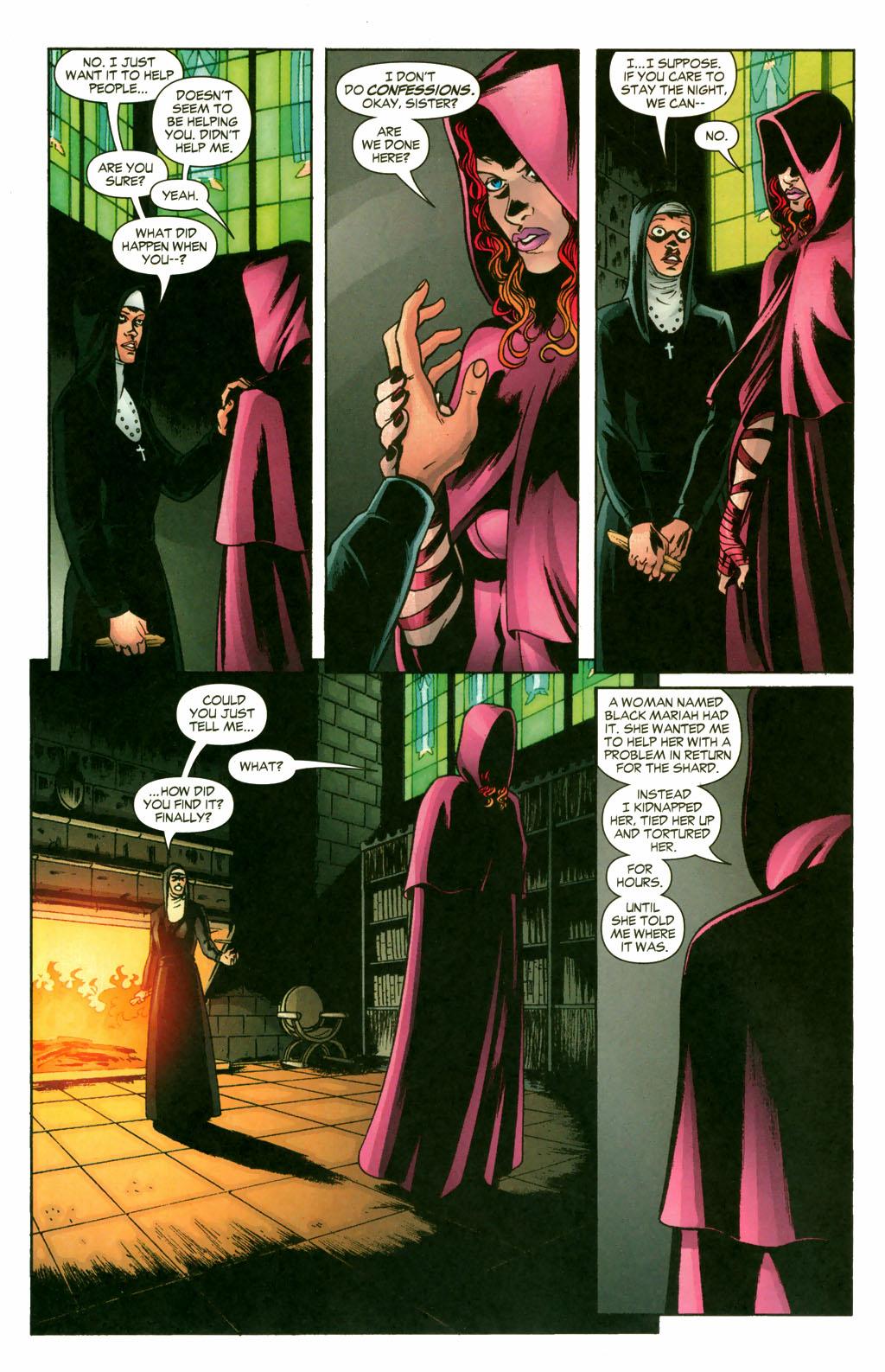 Read online Fallen Angel (2003) comic -  Issue #10 - 10