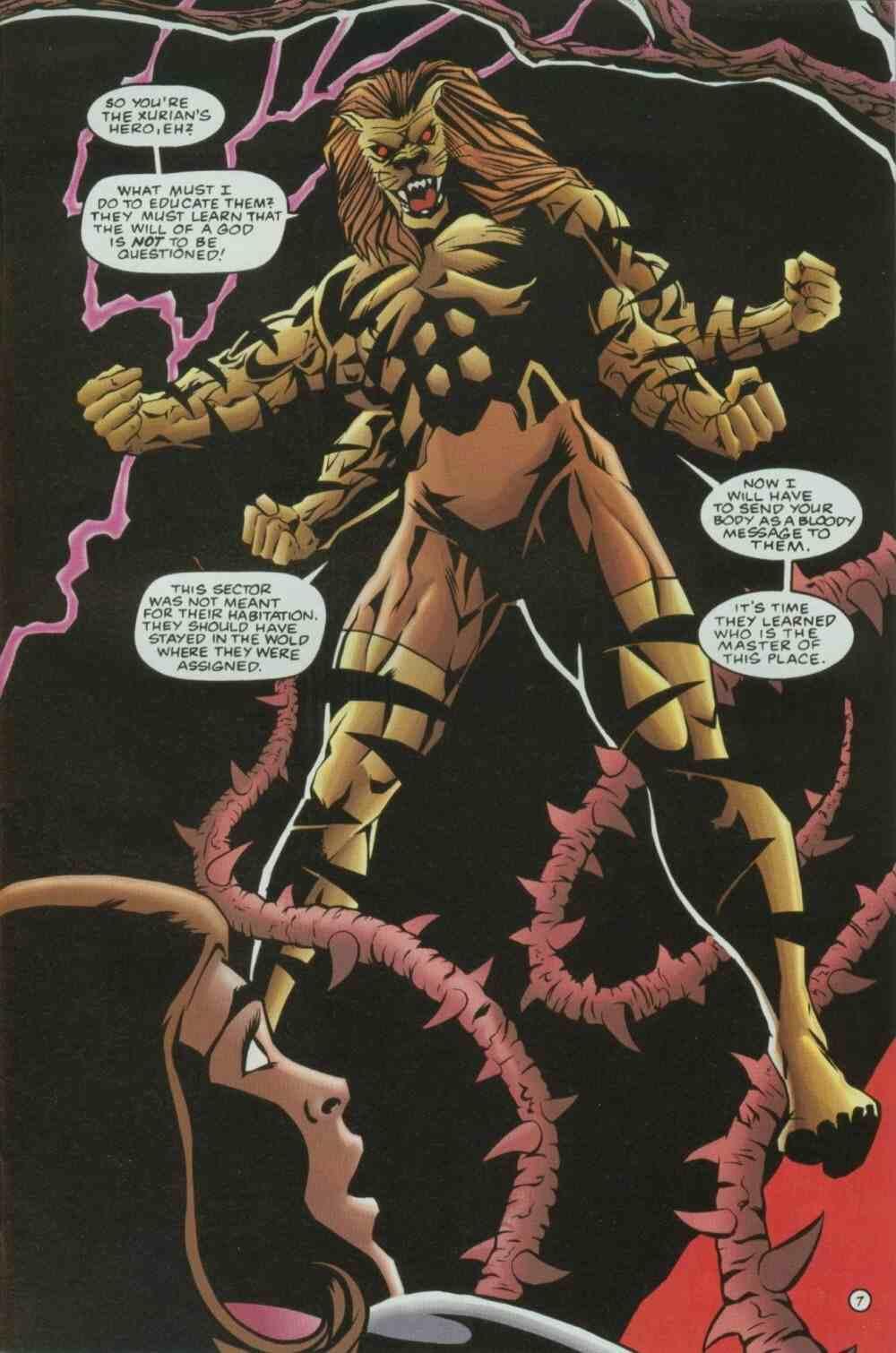 Read online Ultraverse Premiere comic -  Issue #7 - 19